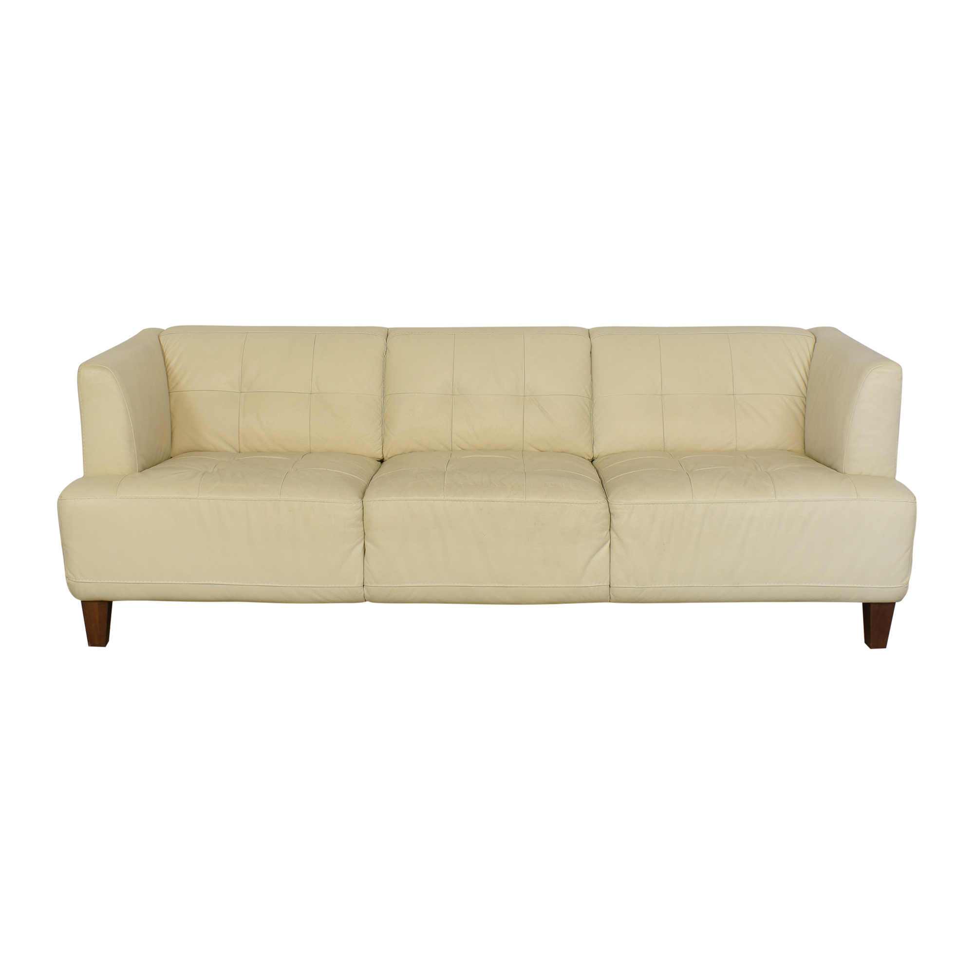 Macy's Macy's Three Cushion Sofa pa