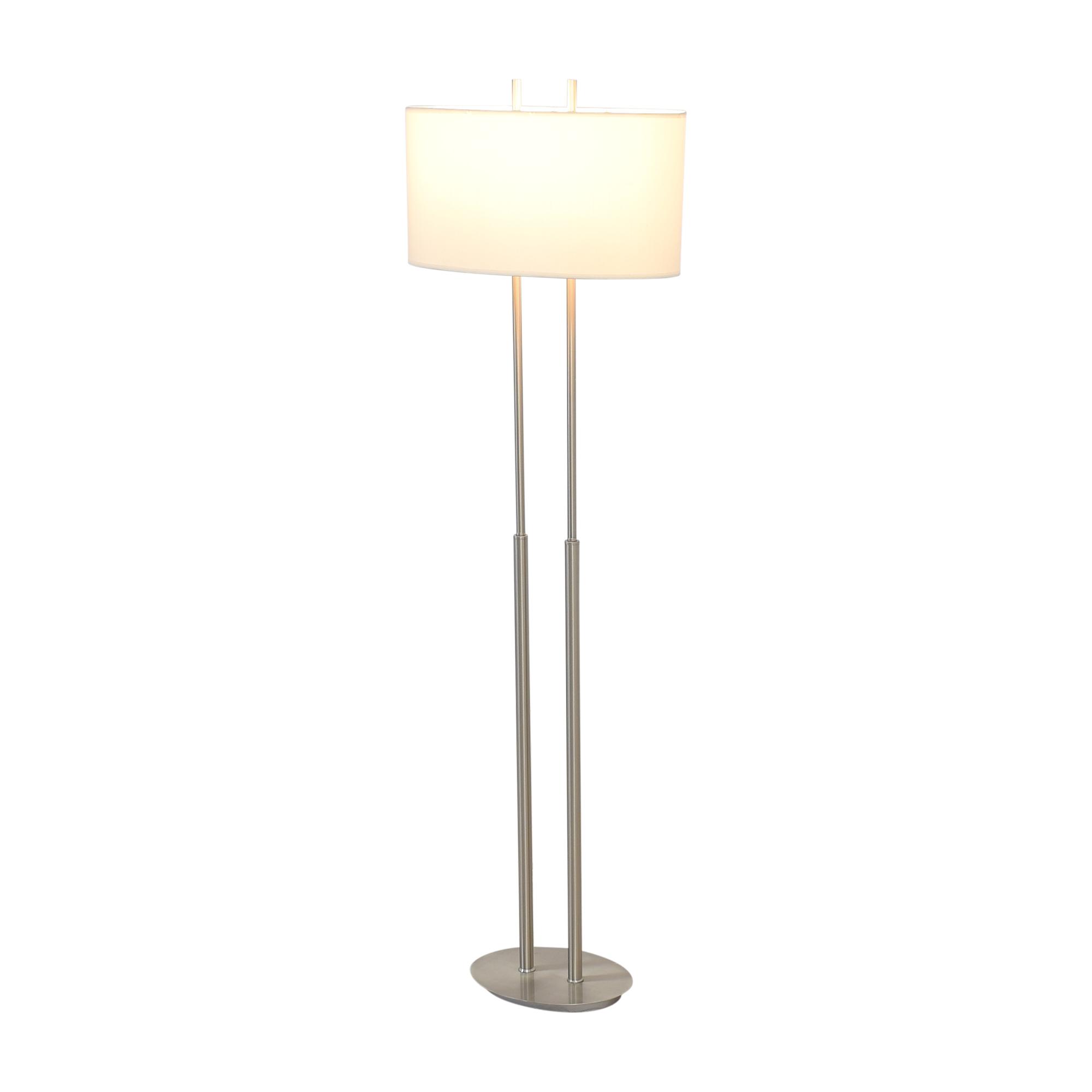 buy Parallel Bars Floor Lamp  Decor