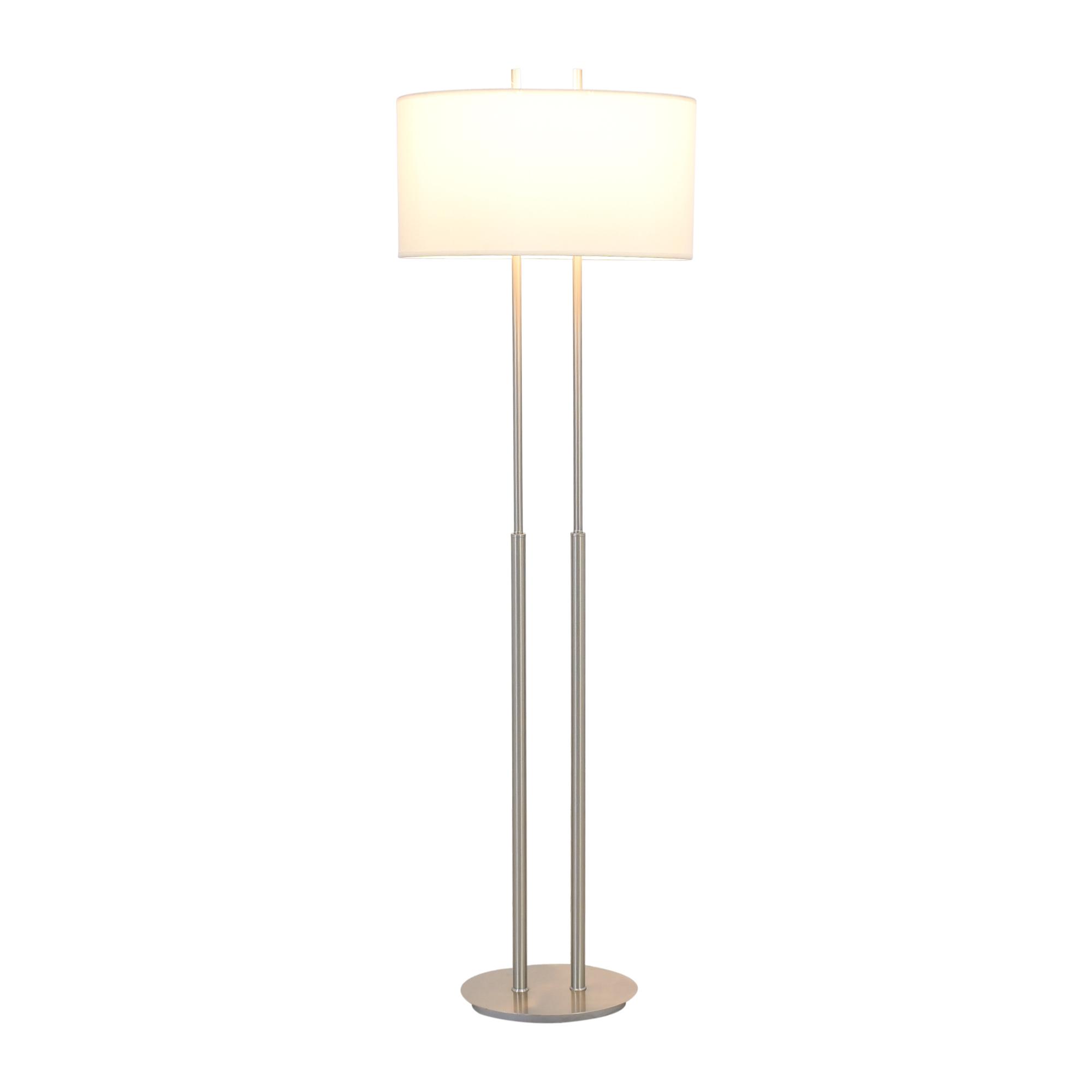 shop Parallel Bars Floor Lamp