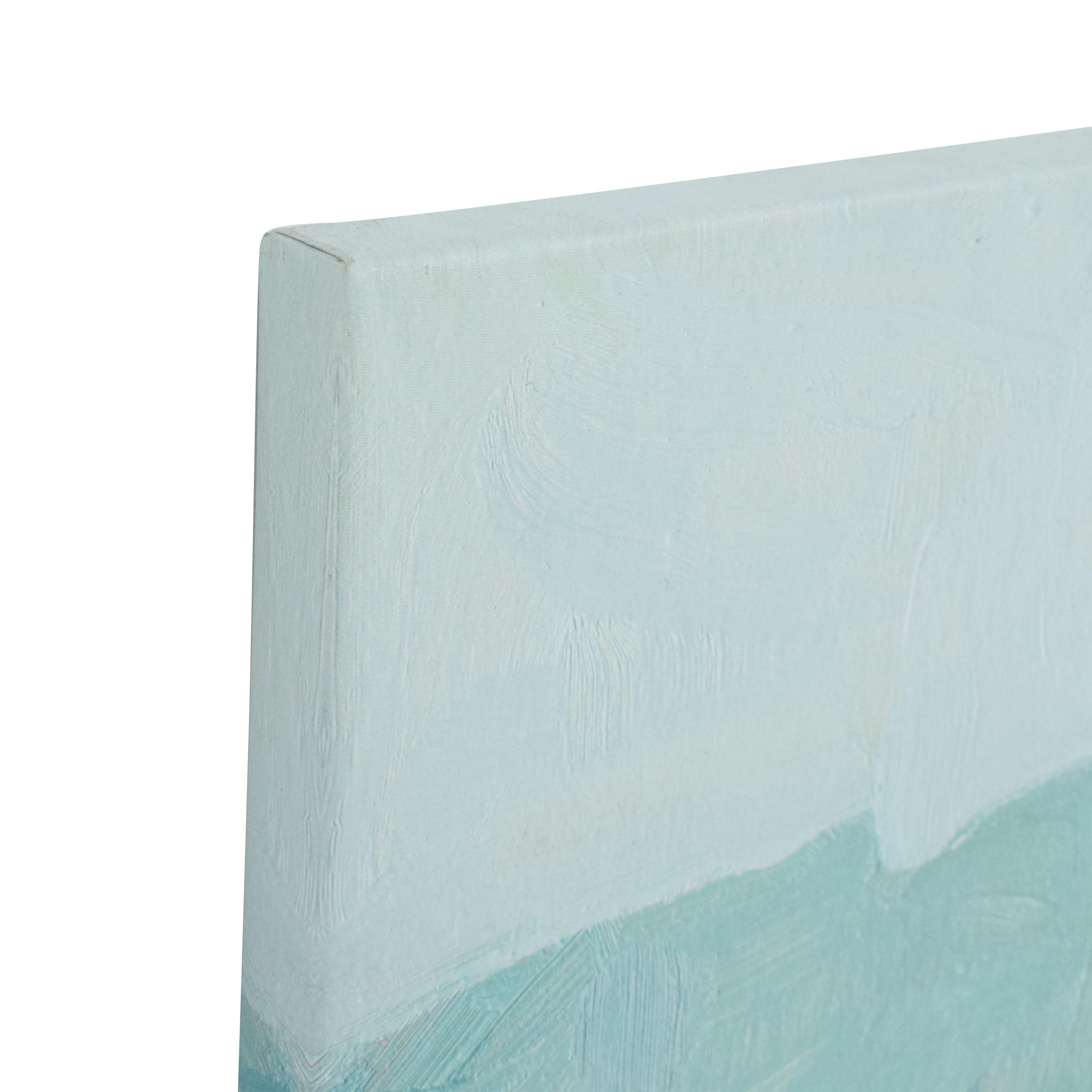 buy iCanvas Sea Glass Sandbar by Emma Scarvey iCanvas Decor