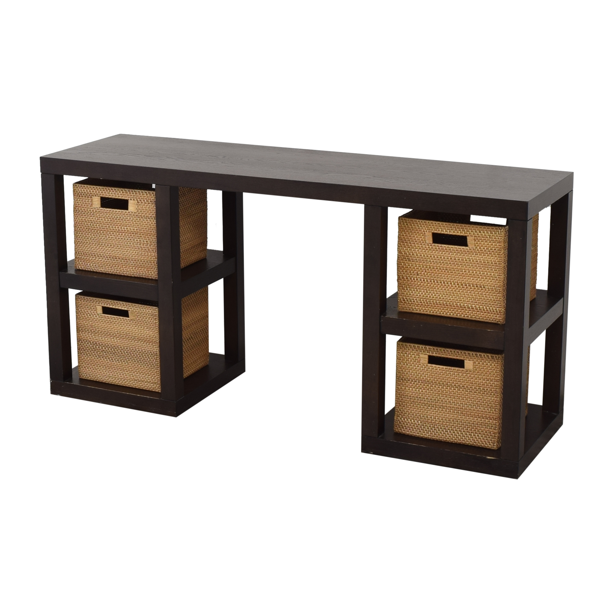 West Elm West Elm 2 x 2 Console Desk