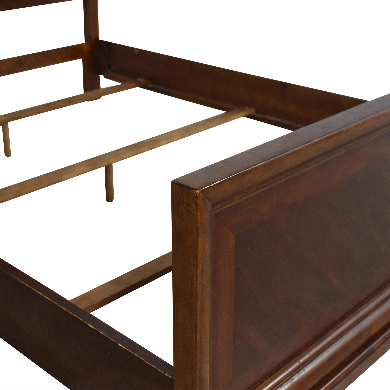buy Bassett Traditional Style Queen Bed Bassett Furniture Beds