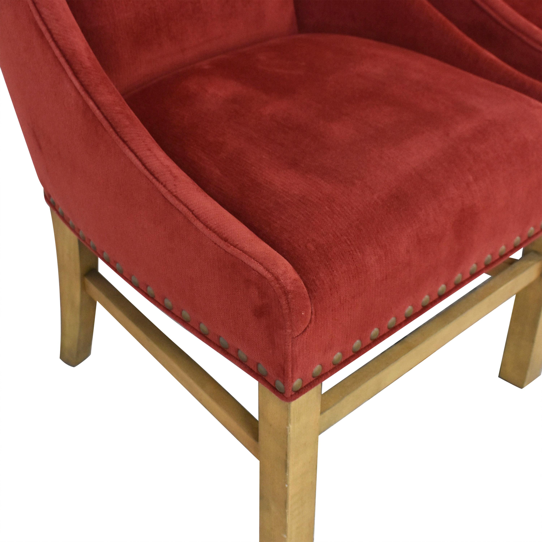 buy Bernhardt Upholstered Dining Chairs Bernhardt