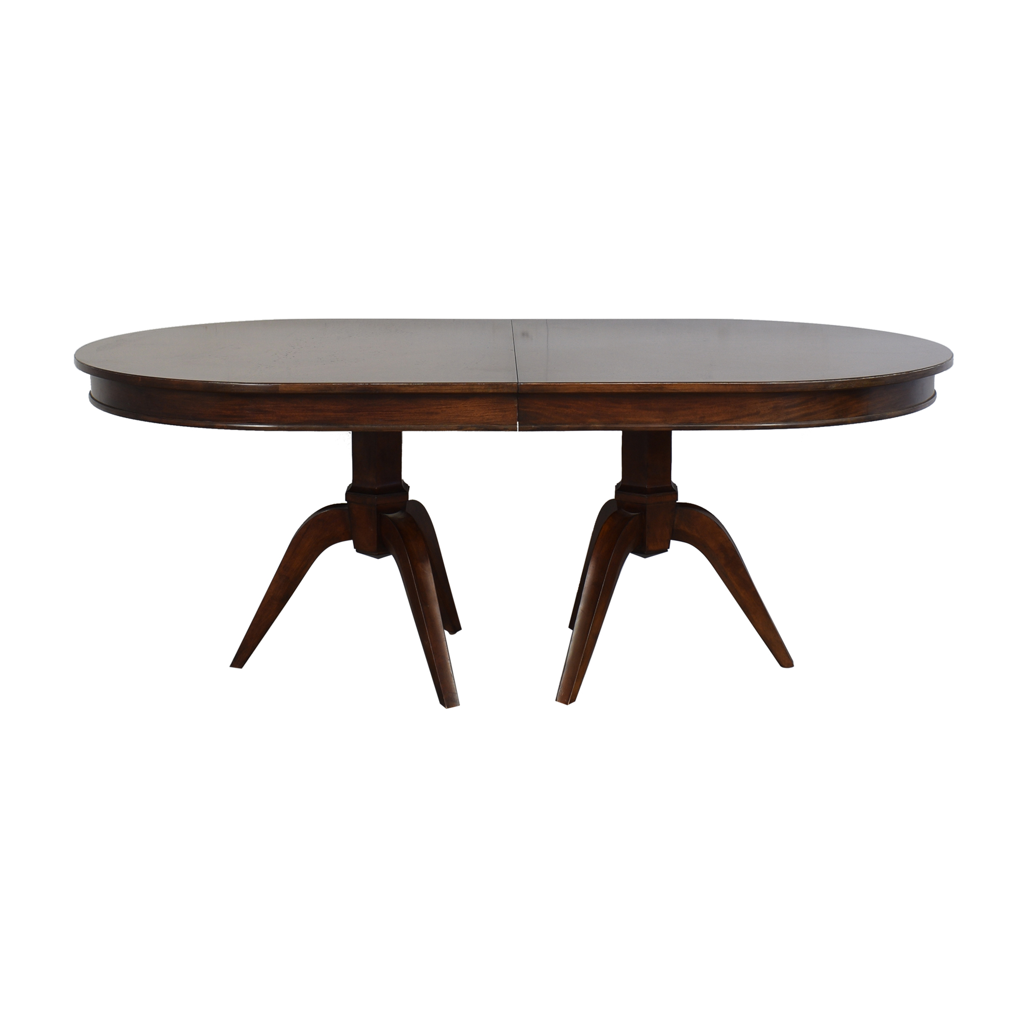 Bernhardt Bernhardt Expandable Dining Table pa