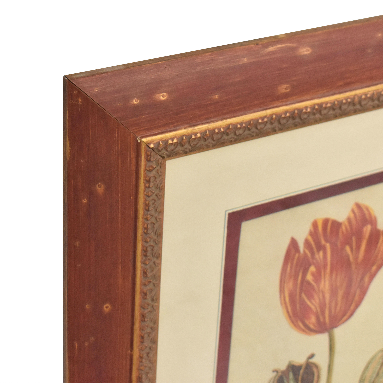 Three Tulip Prints used