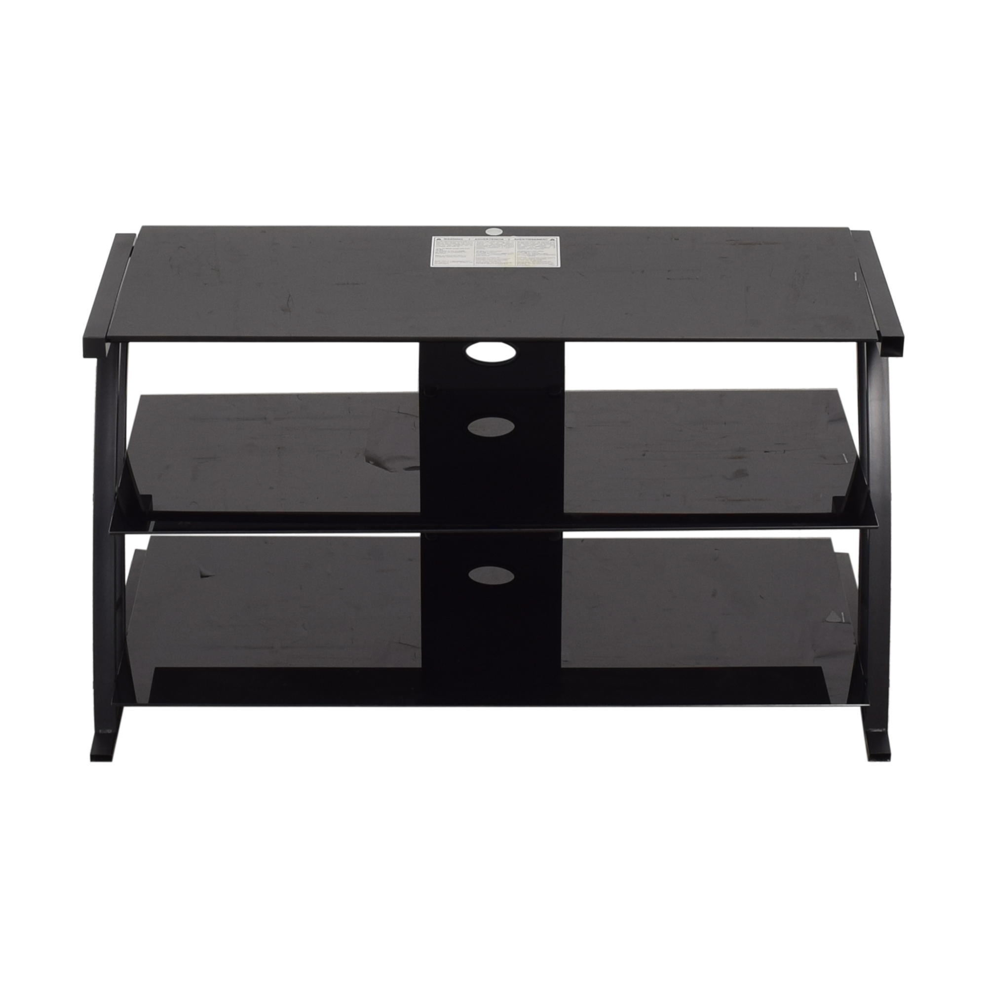 buy Three Tier TV Stand  Media Units