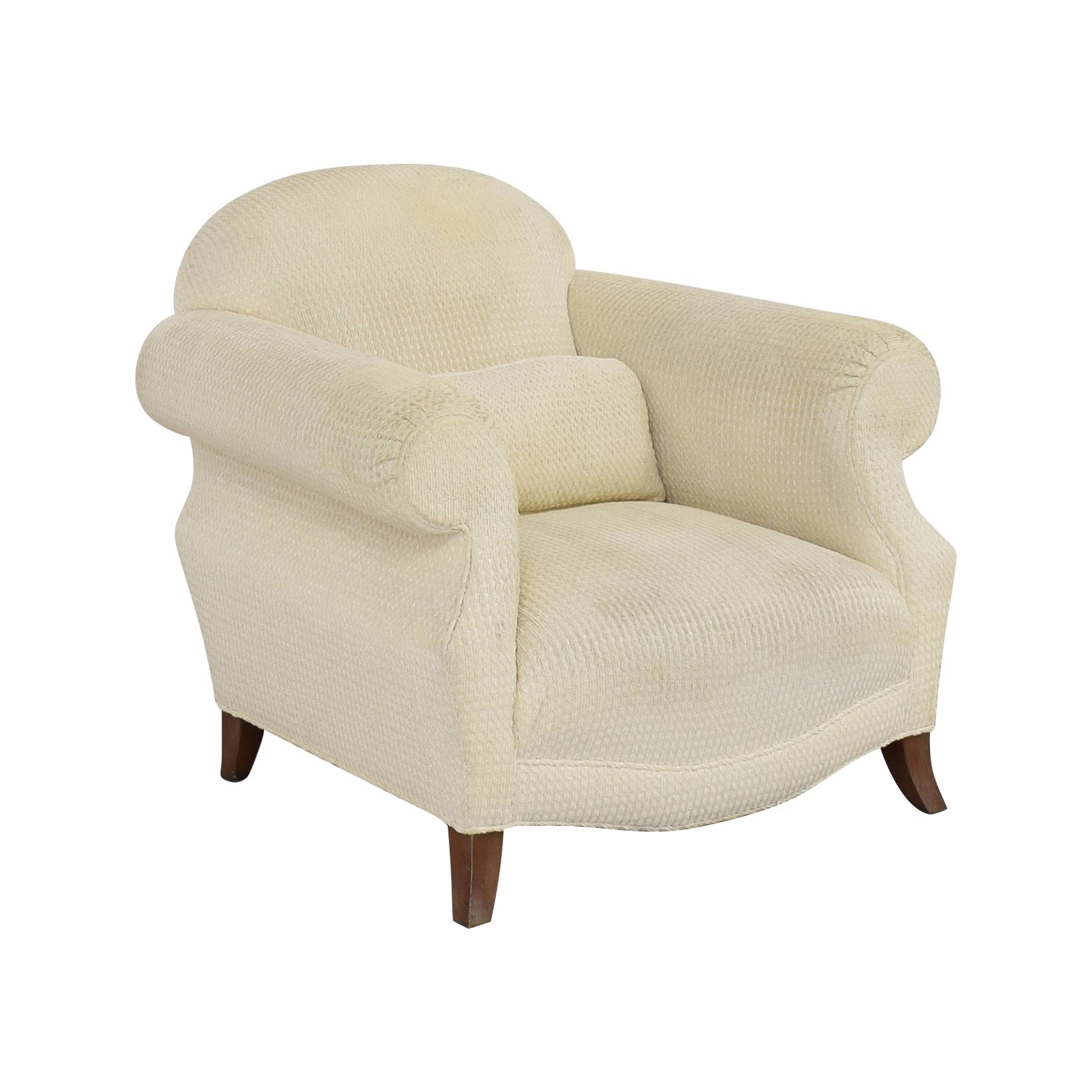 Swaim Swaim Accent Chair off white