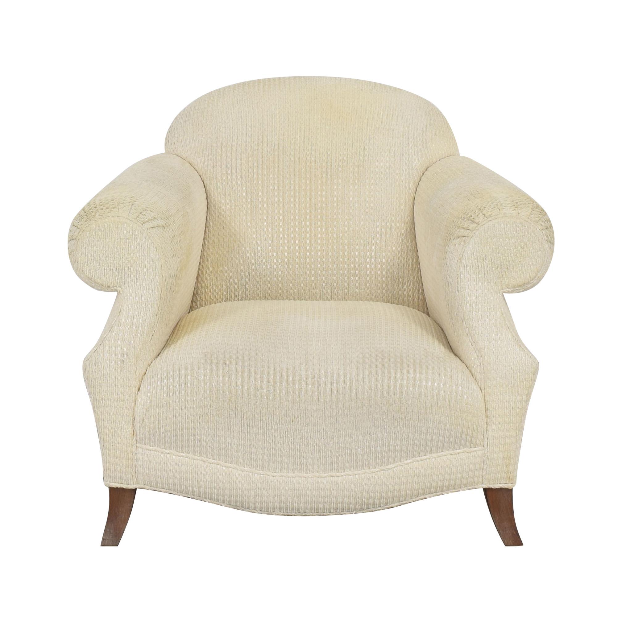 Swaim Swaim Accent Chair dimensions