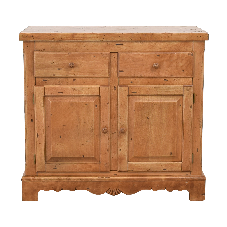 BDM Furniture Two Door Cabinet Storage
