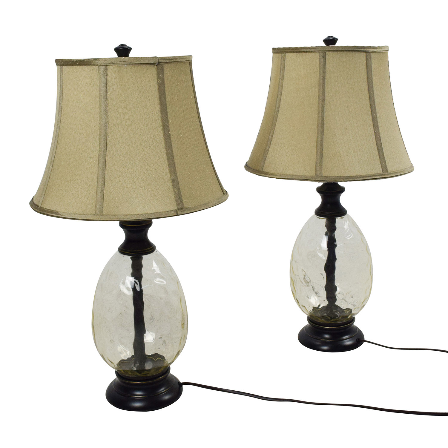 88 Off Wayfair Wayfair Gaulke Table Lamp Pair Decor