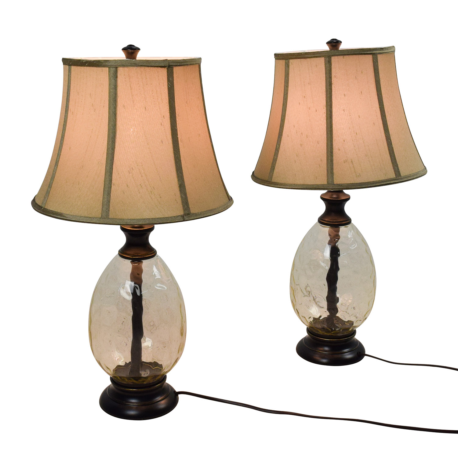 shop Wayfair Gaulke Table Lamp Pair Wayfair Sofas