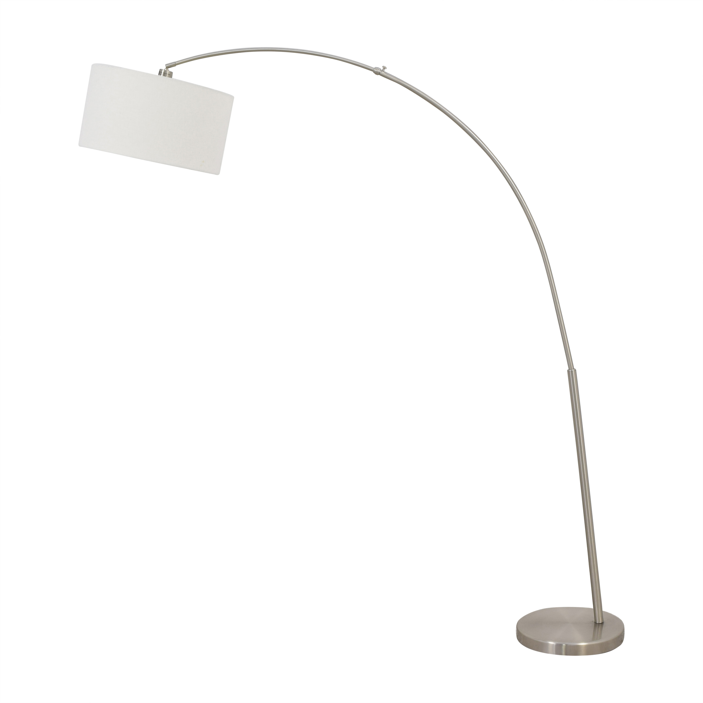 Cb2 Dipper Arc Floor Lamp