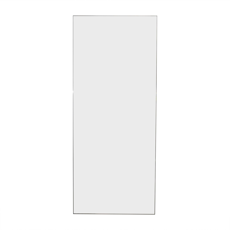 shop CB2 CB2 Infinity Floor Mirror online