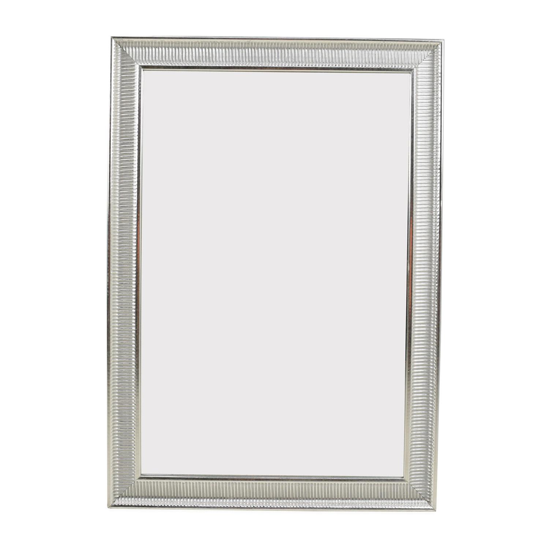 shop IKEA SONGE Silver Mirror IKEA Decor