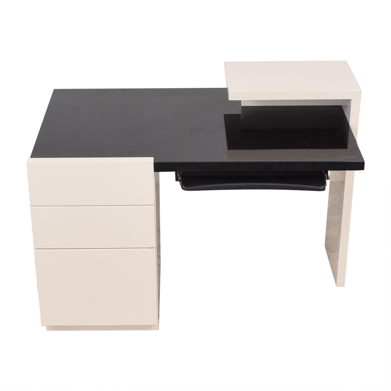Maurice Villency Maurice Villency Followes Contemporary Desk Home Office Desks