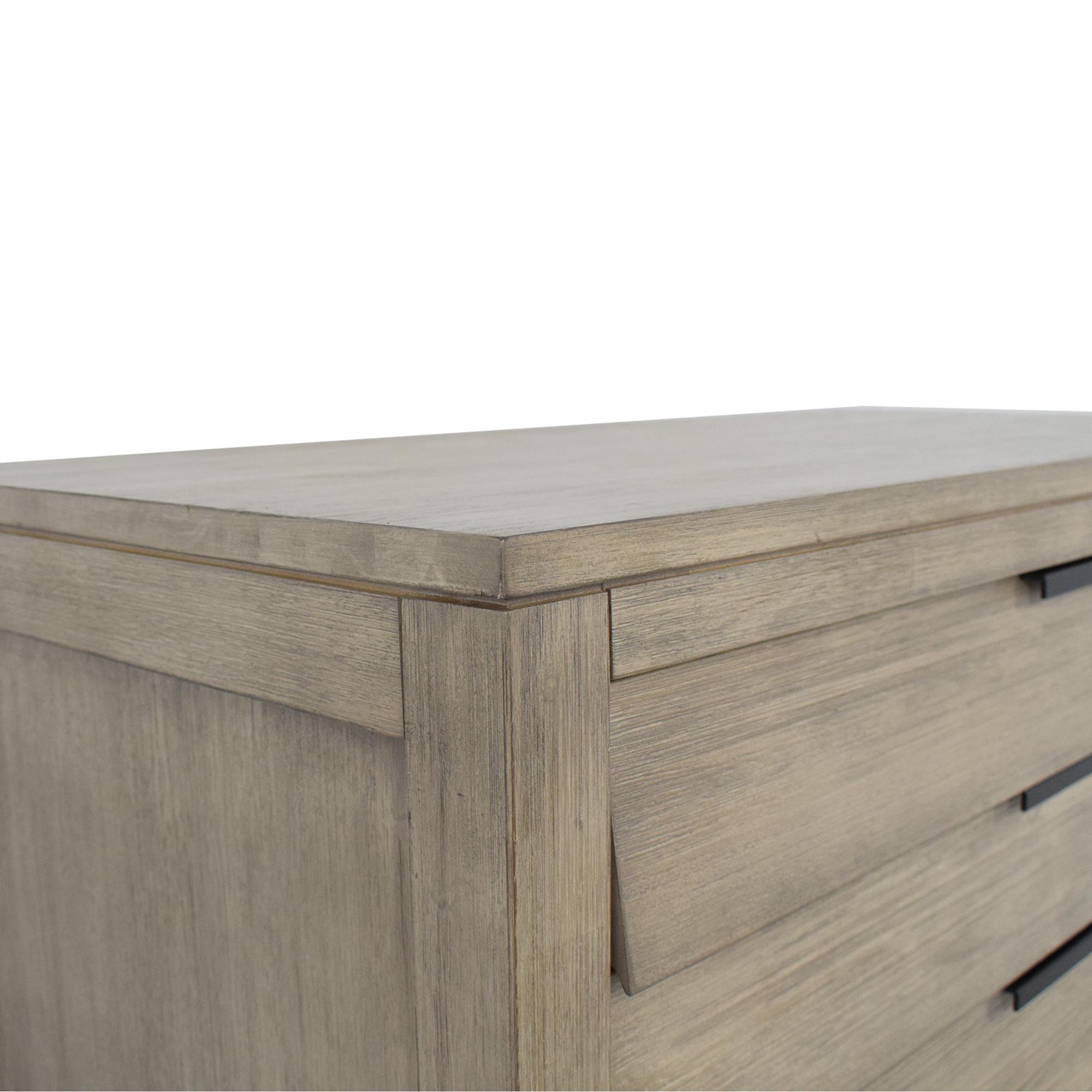Cresent Furniture Cresent 6 Drawer Chest nj