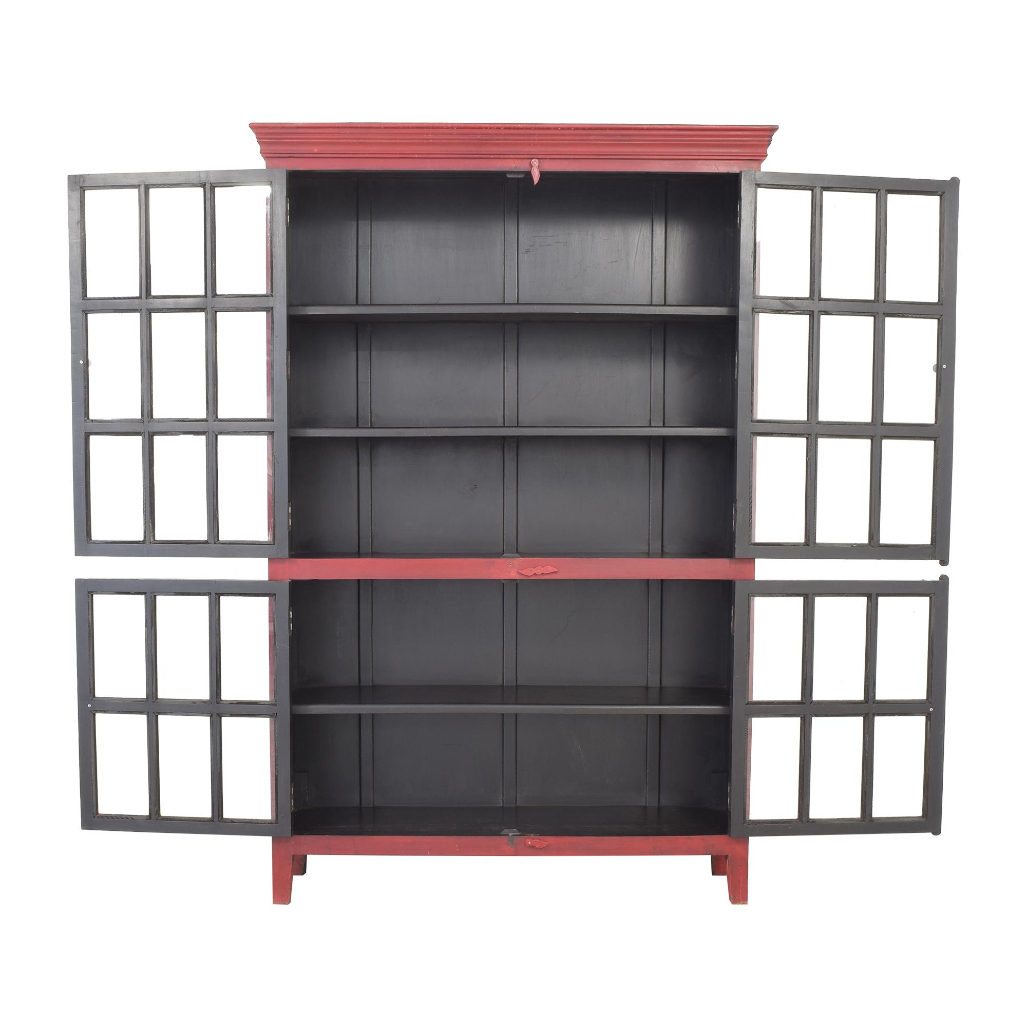 Crate & Barrel Crate & Barrel Hutch Storage