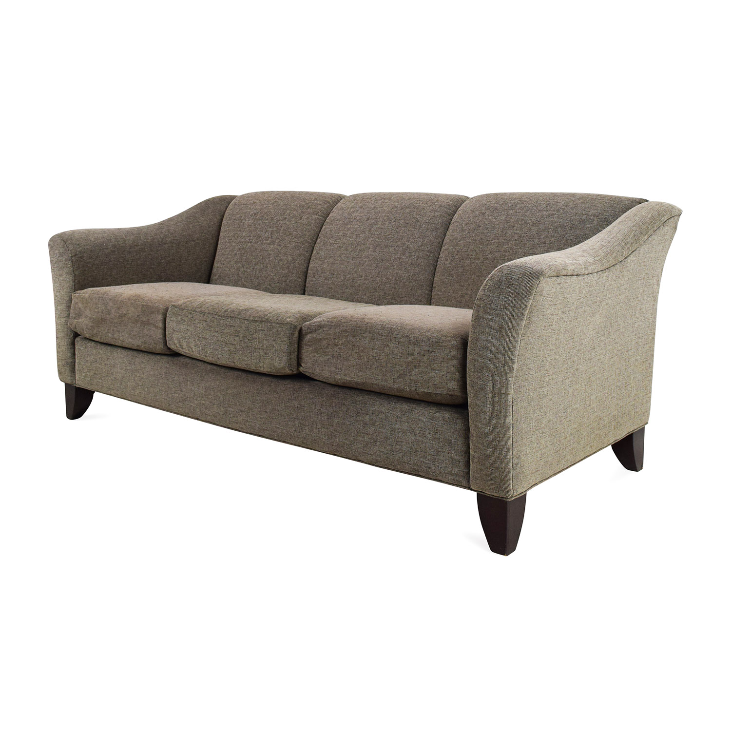 72 off raymour and flanigan raymour flanigan meyer Chenille sofa and loveseat