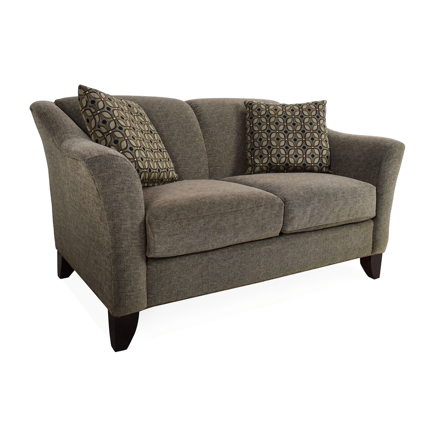 69 off raymour and flanigan raymour flanigan meyer chenille loveseat sofas Chenille sofa and loveseat