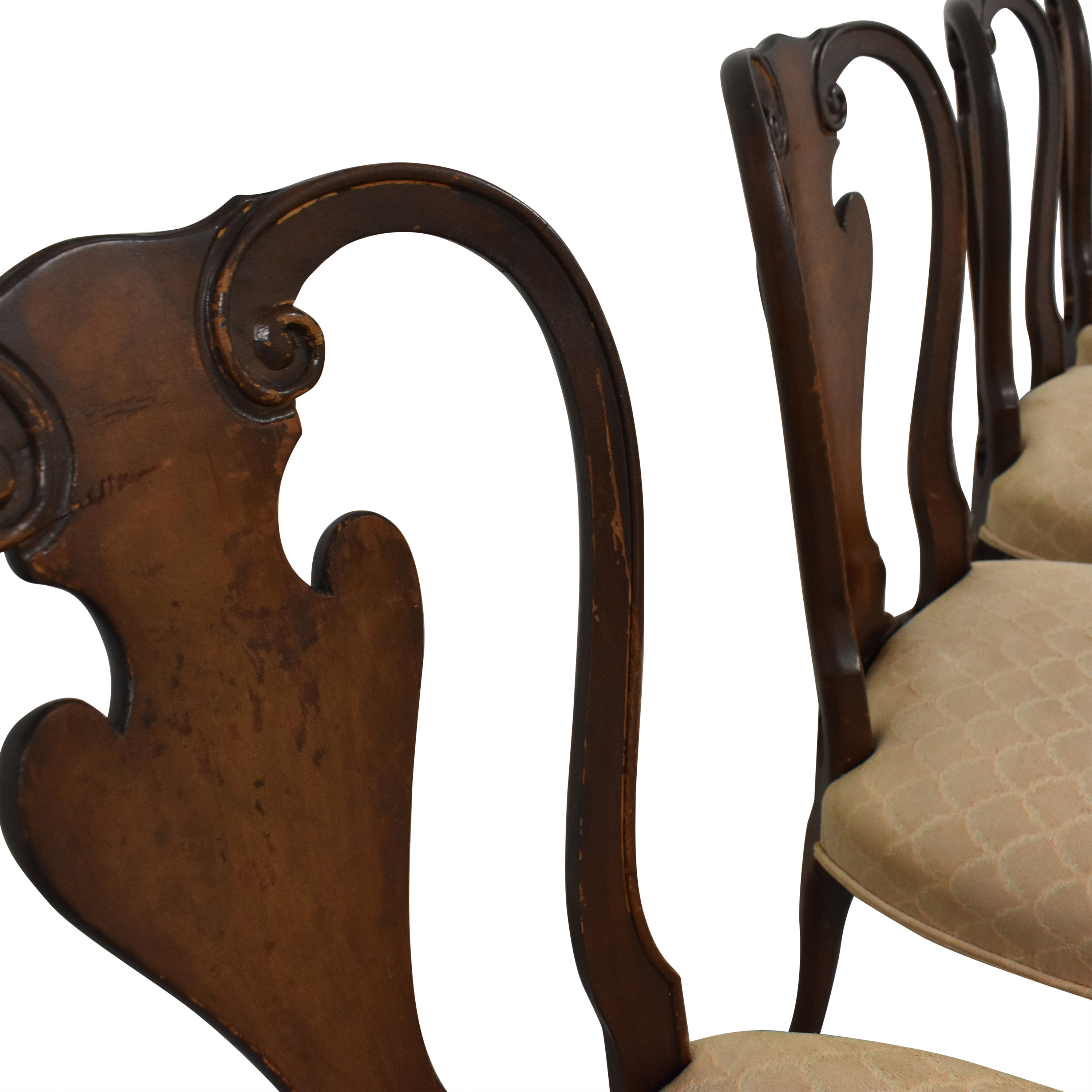 Drexel Drexel Upholstered Dining Chairs Chairs