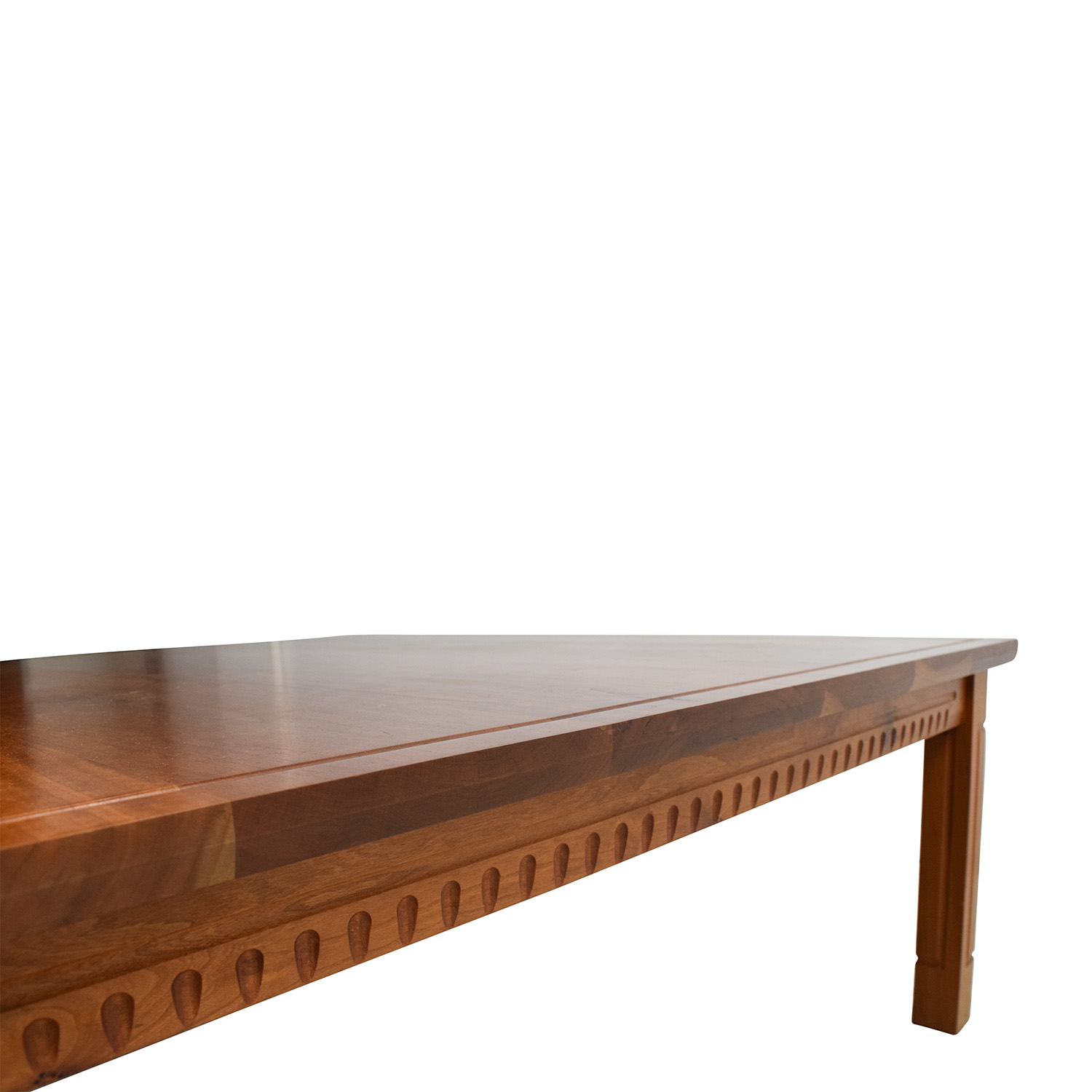 81 off hill country woodworks handcrafted custom wood coffee table tables Handcrafted coffee table