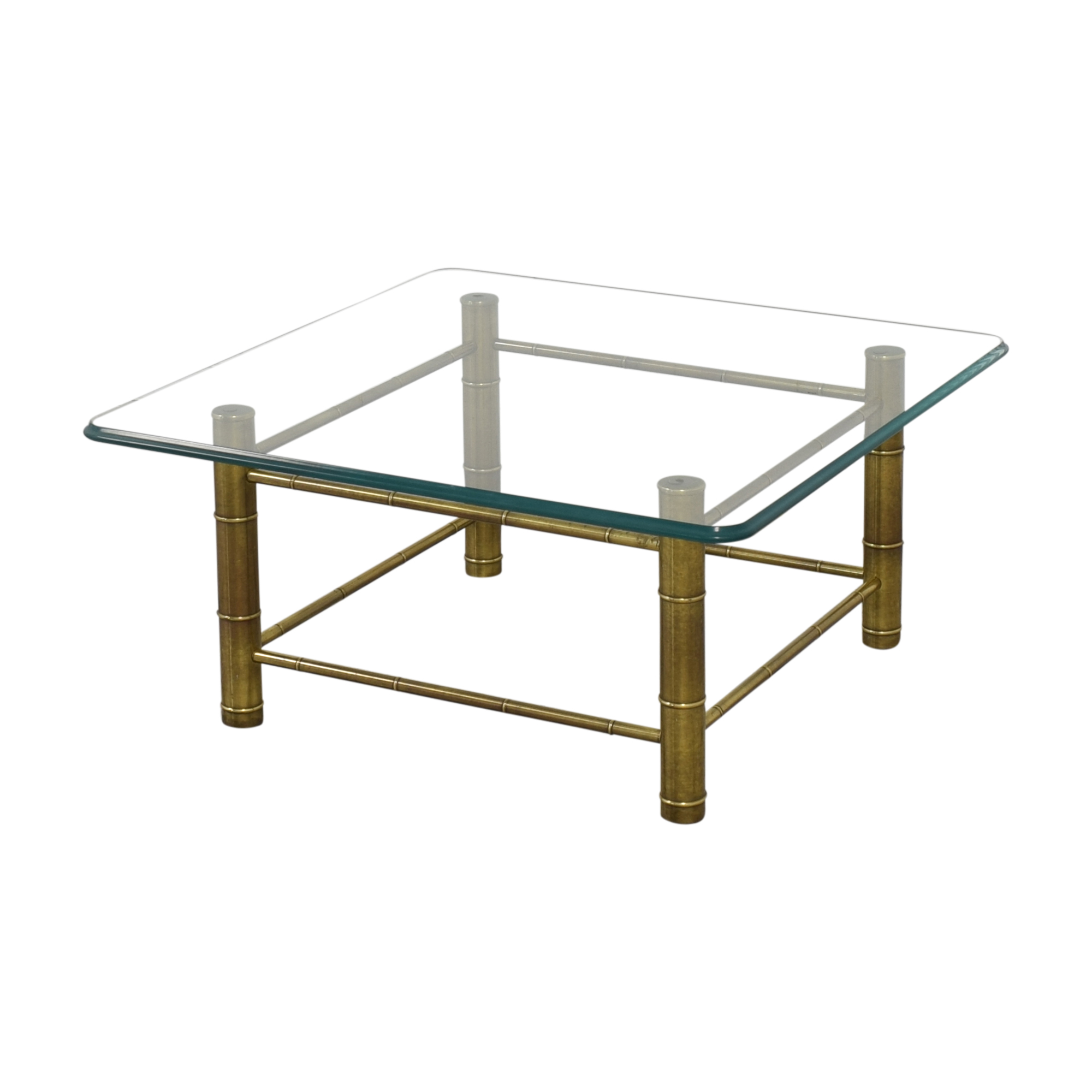 Square Modern Coffee Table nyc