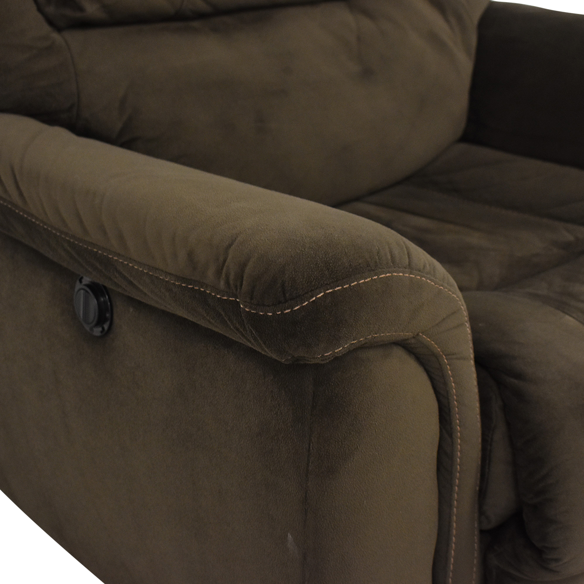 Raymour & Flanigan Raymour & Flanigan Power Recliner coupon