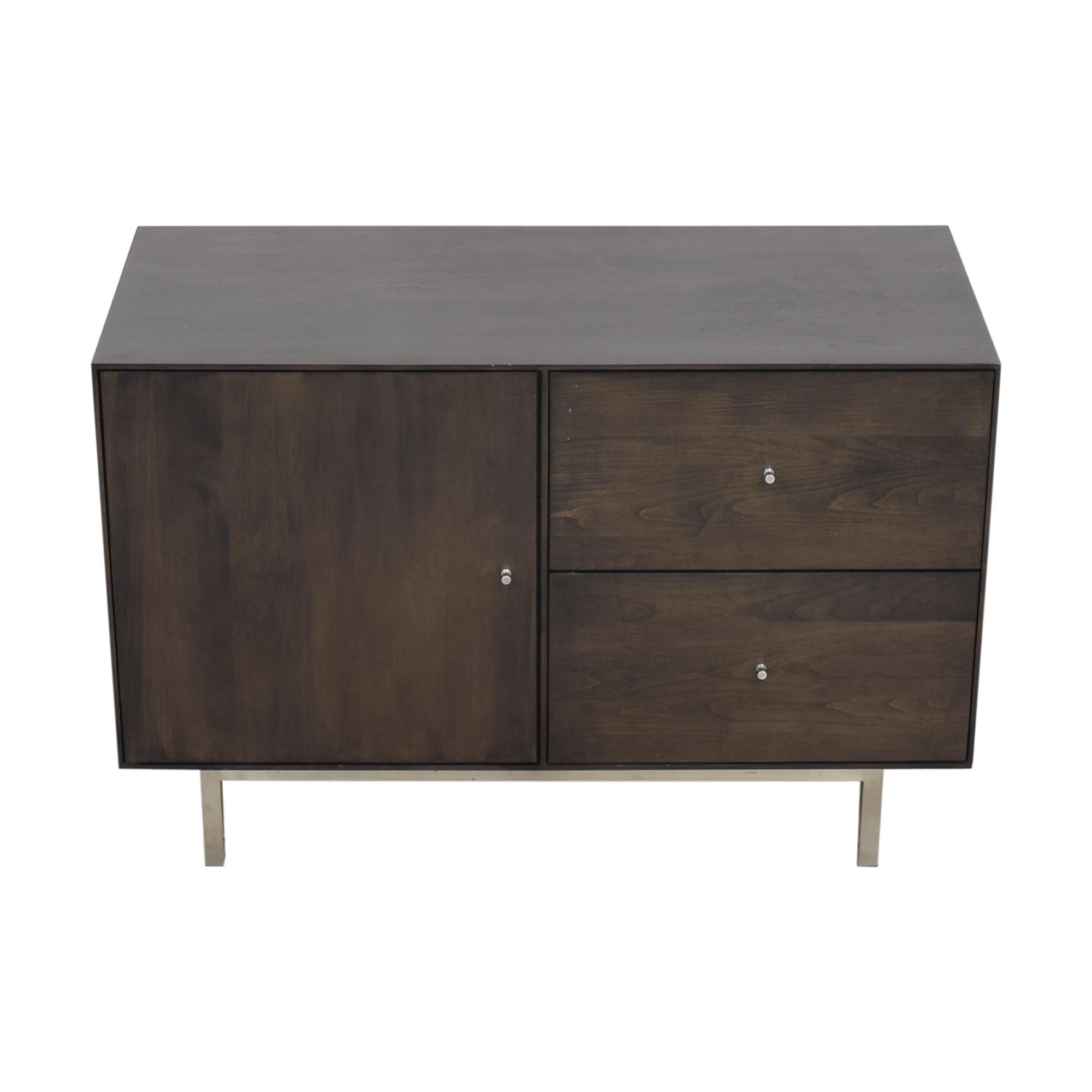 Room & Board Room & Board Hudson Custom Storage Cabinet used