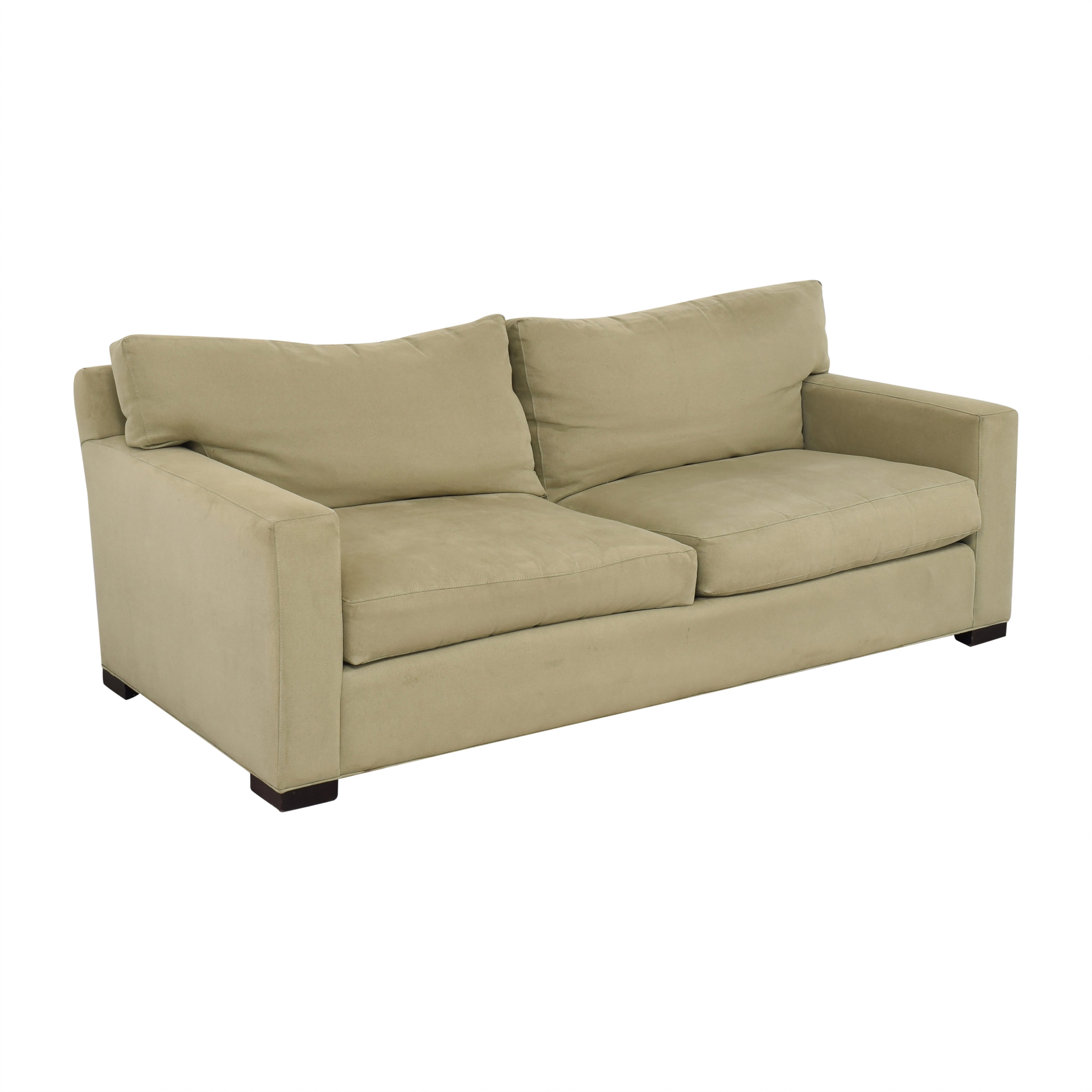 Crate & Barrel Crate & Barrel Axis II 2 Seat Sofa price