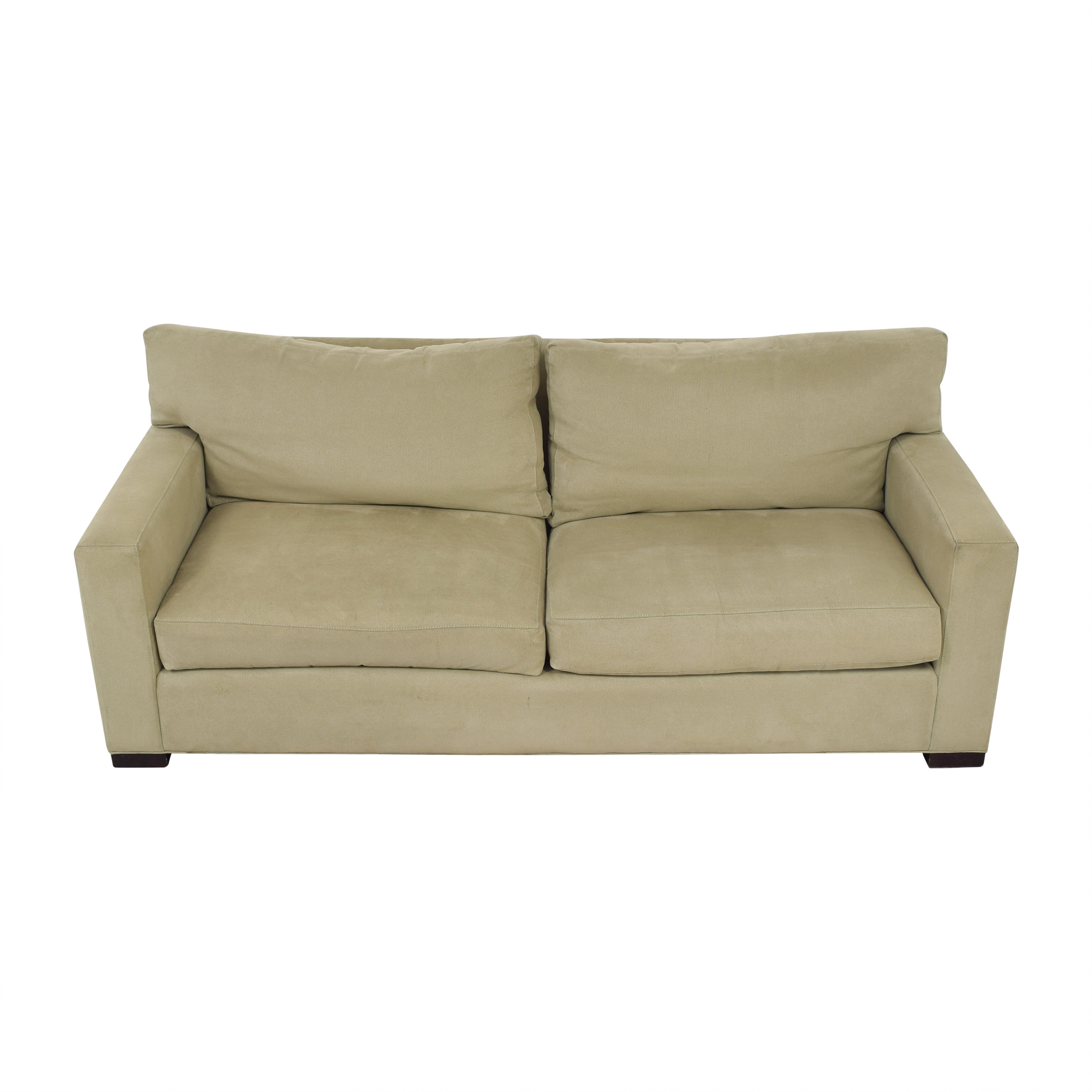 Crate & Barrel Crate & Barrel Axis II 2 Seat Sofa for sale
