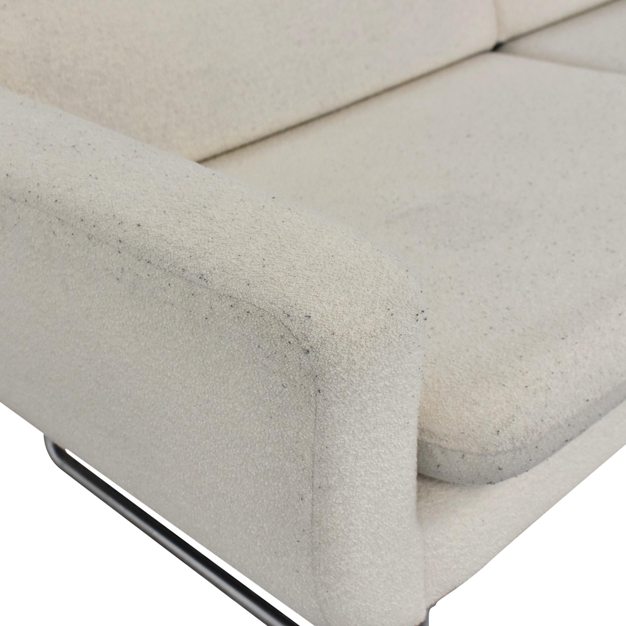 The Conran Shop Content by Conran Aspen Two Cushion Sofa second hand