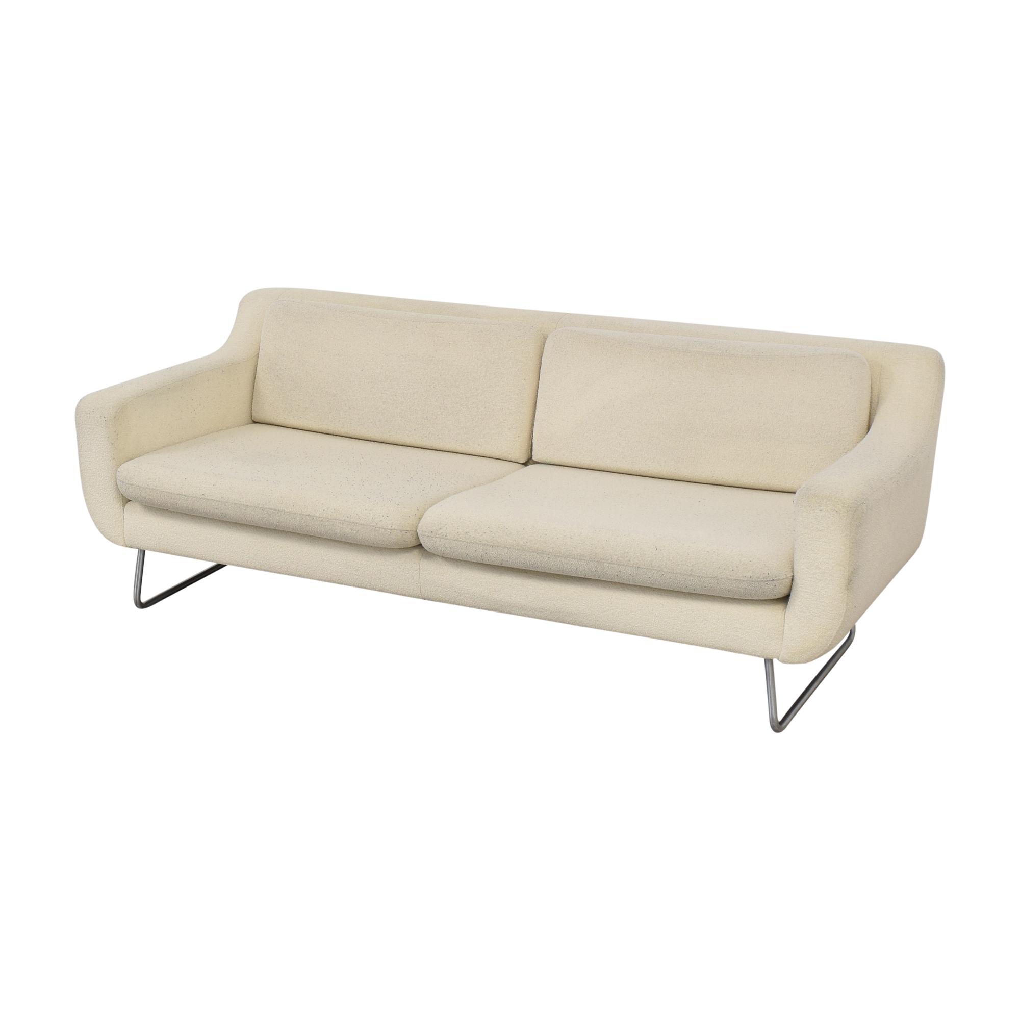 The Conran Shop Content by Conran Aspen Two Cushion Sofa dimensions