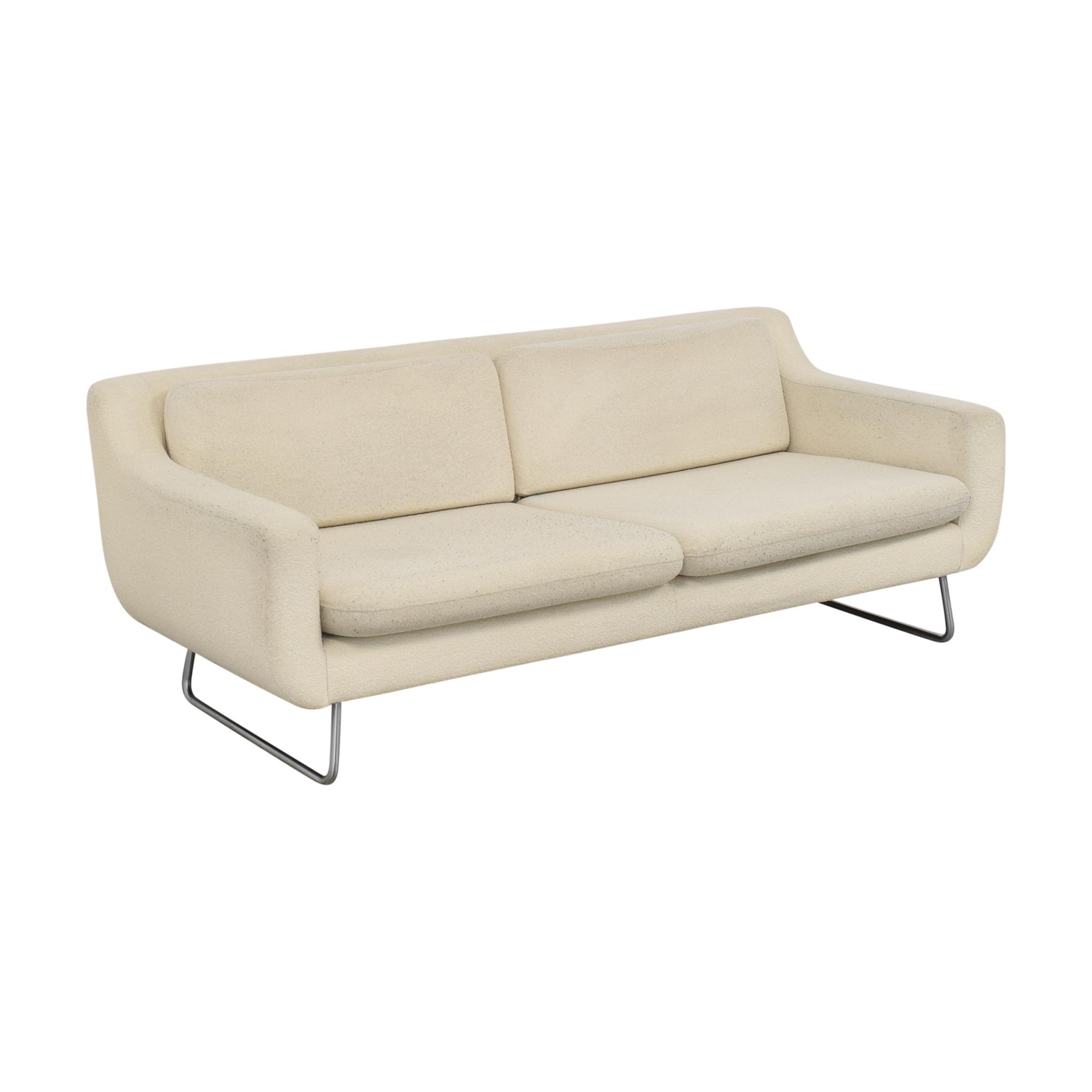 buy Content by Conran Aspen Two Cushion Sofa The Conran Shop