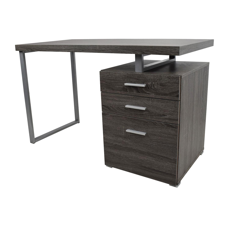60 Off Coaster Coaster Hilliard Office Desk Tables
