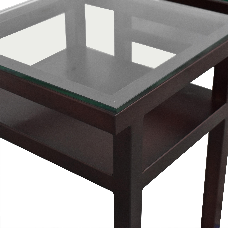 buy  Orbit Two Tier End Tables online