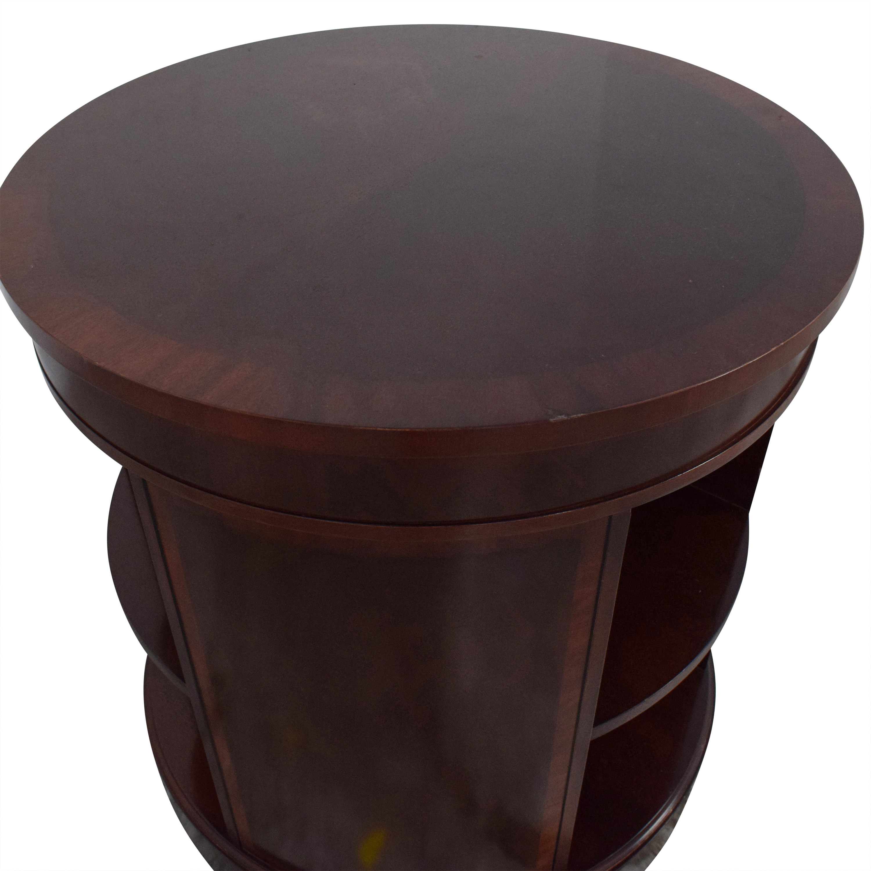 Baker Round End Table sale