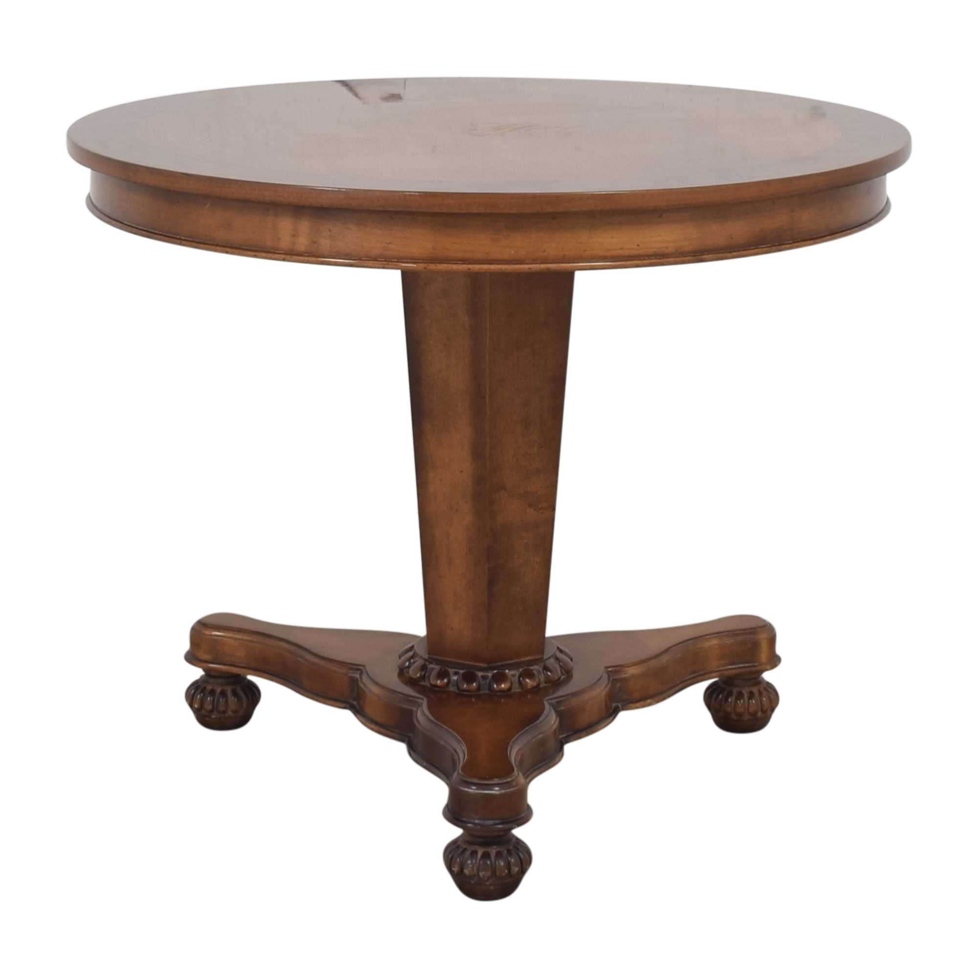 Baker Furniture Baker Furniture Milling Road Pedestal Table second hand