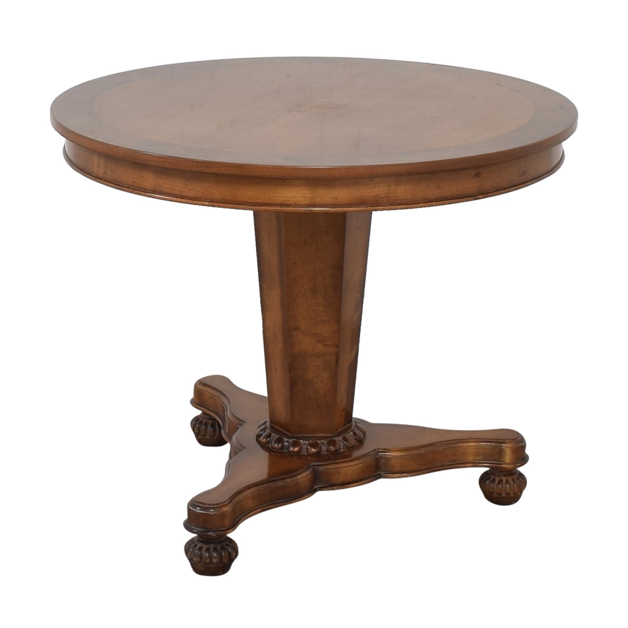 Baker Furniture Baker Furniture Milling Road Pedestal Table used