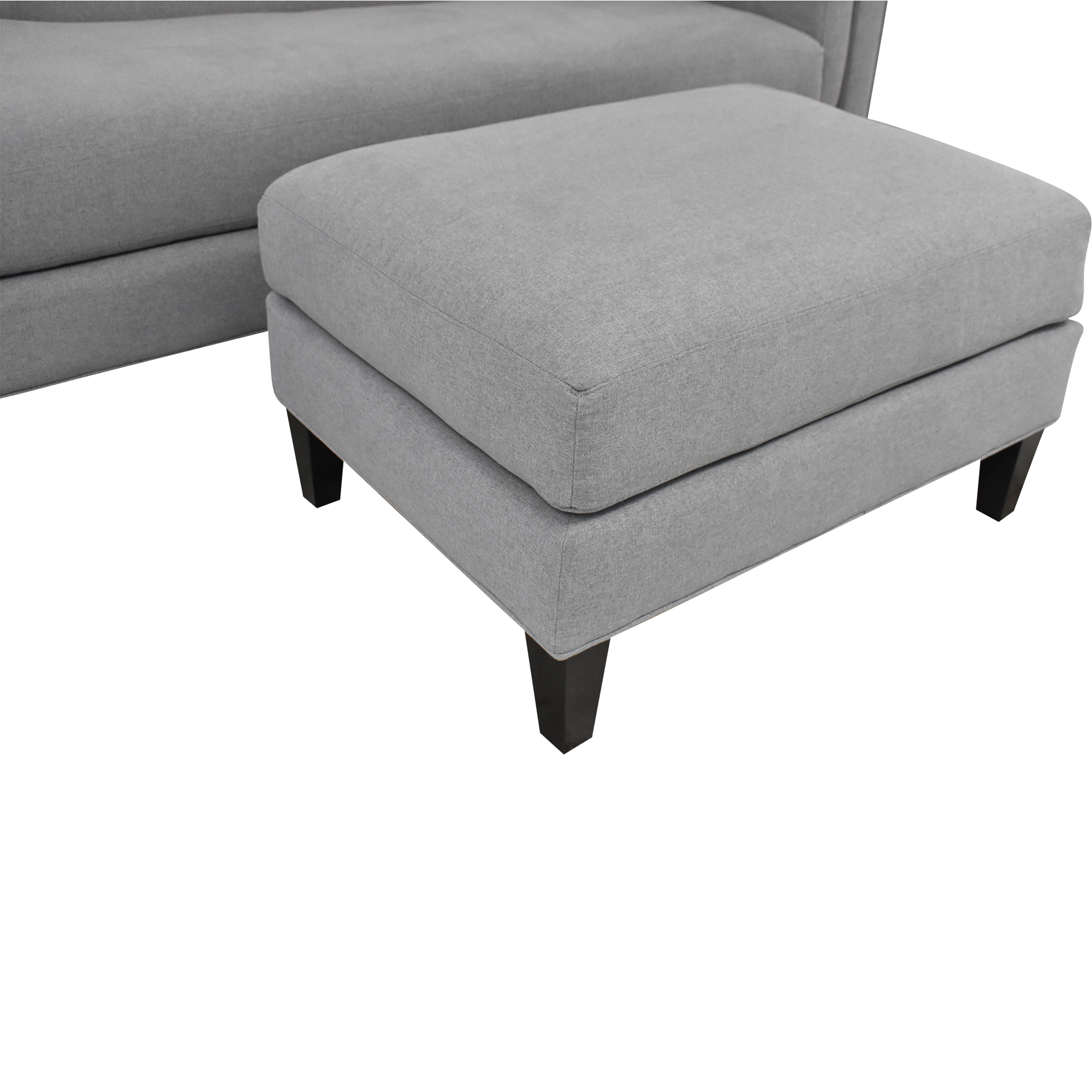 buy Macy's Macy's Braylei Fabric Chaise with Ottoman online