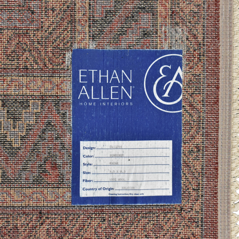 Ethan Allen Kazak Style Area Rug / Decor