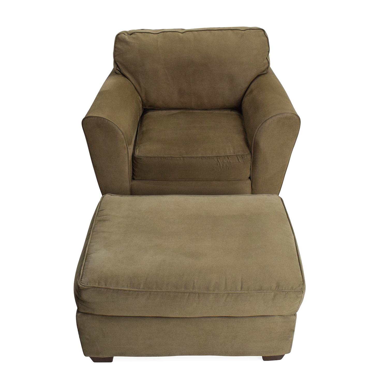 shop Bauhaus Armchair with Ottoman Bauhaus Accent Chairs