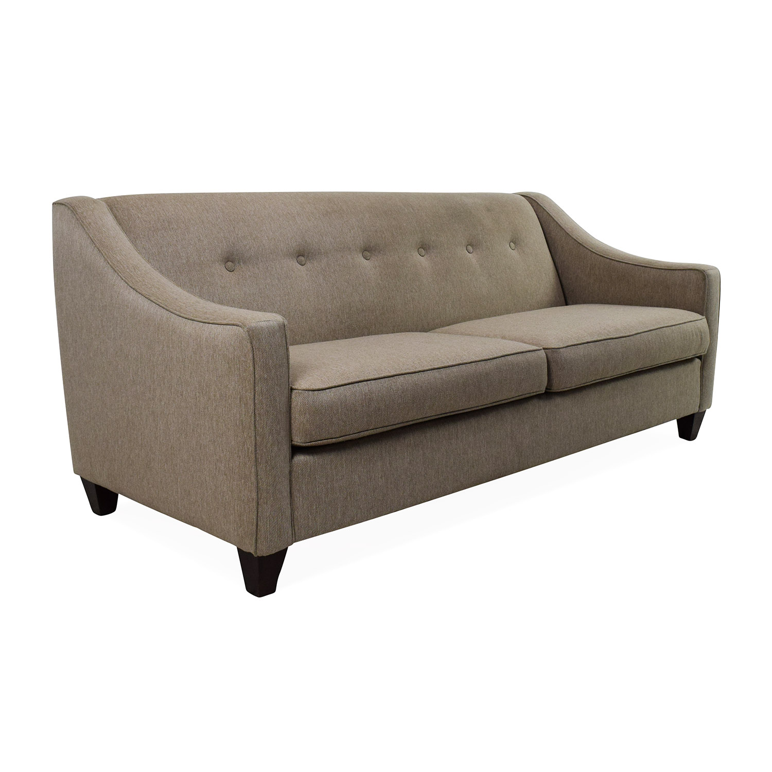 ... Raymour And Flanigan Raymour U0026 Flanigan Ashton Sofa Dimensions ...