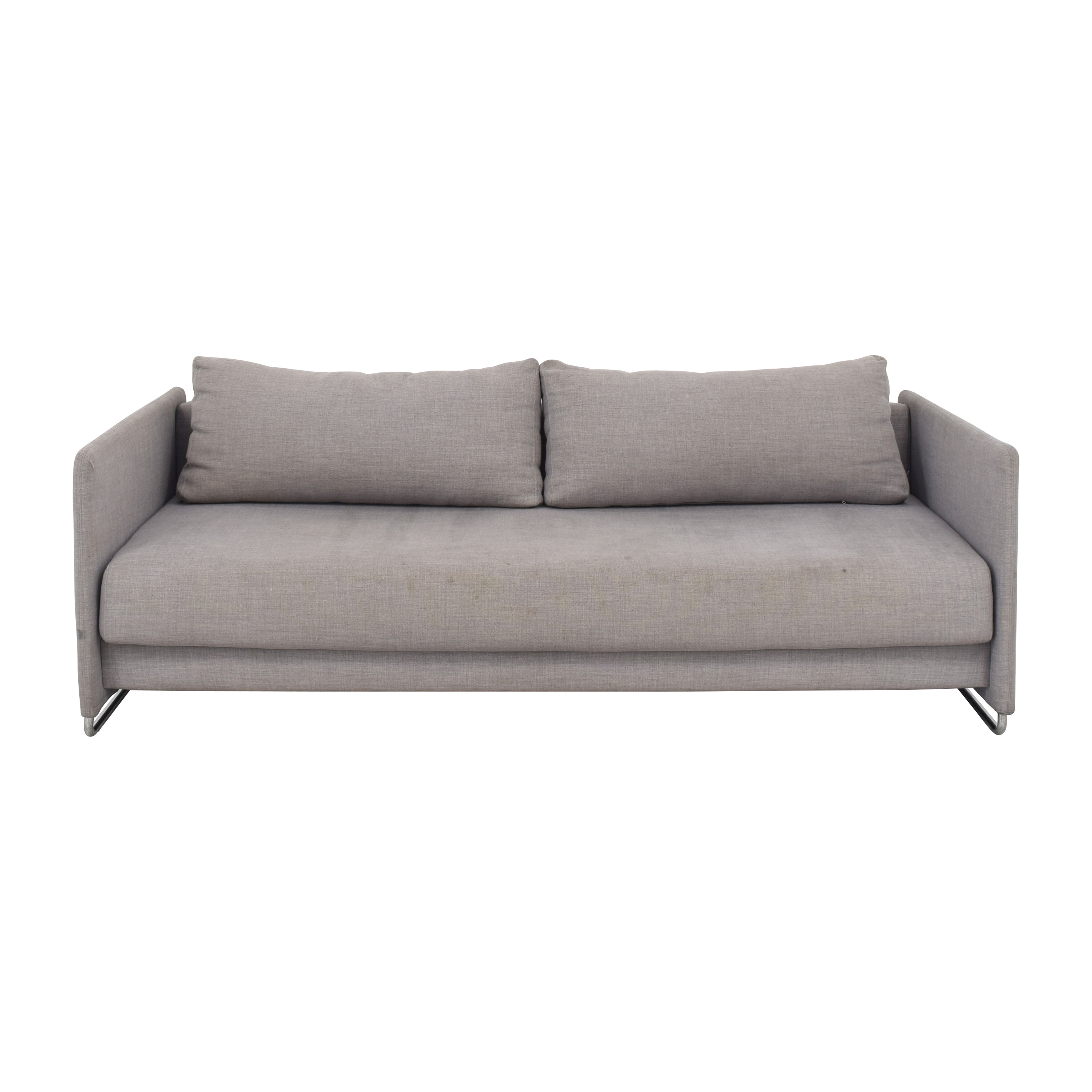 CB2 CB2 Tandom Sleeper Sofa for sale