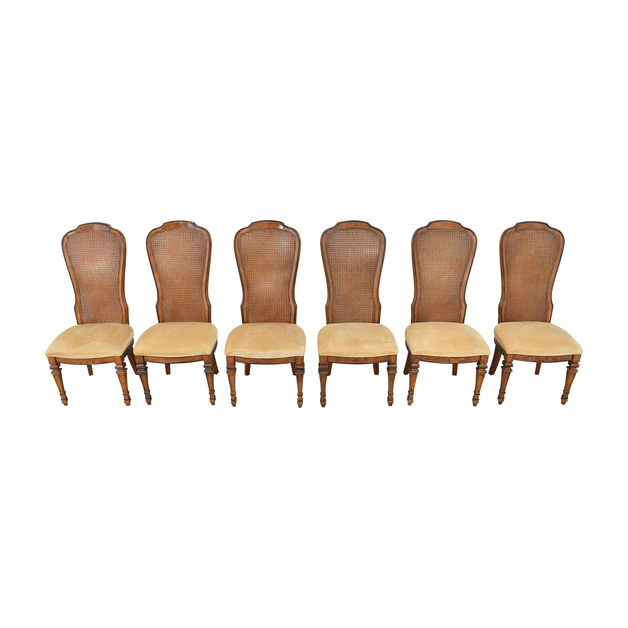 Bernhardt Bernhardt Upholstered Dining Chairs for sale