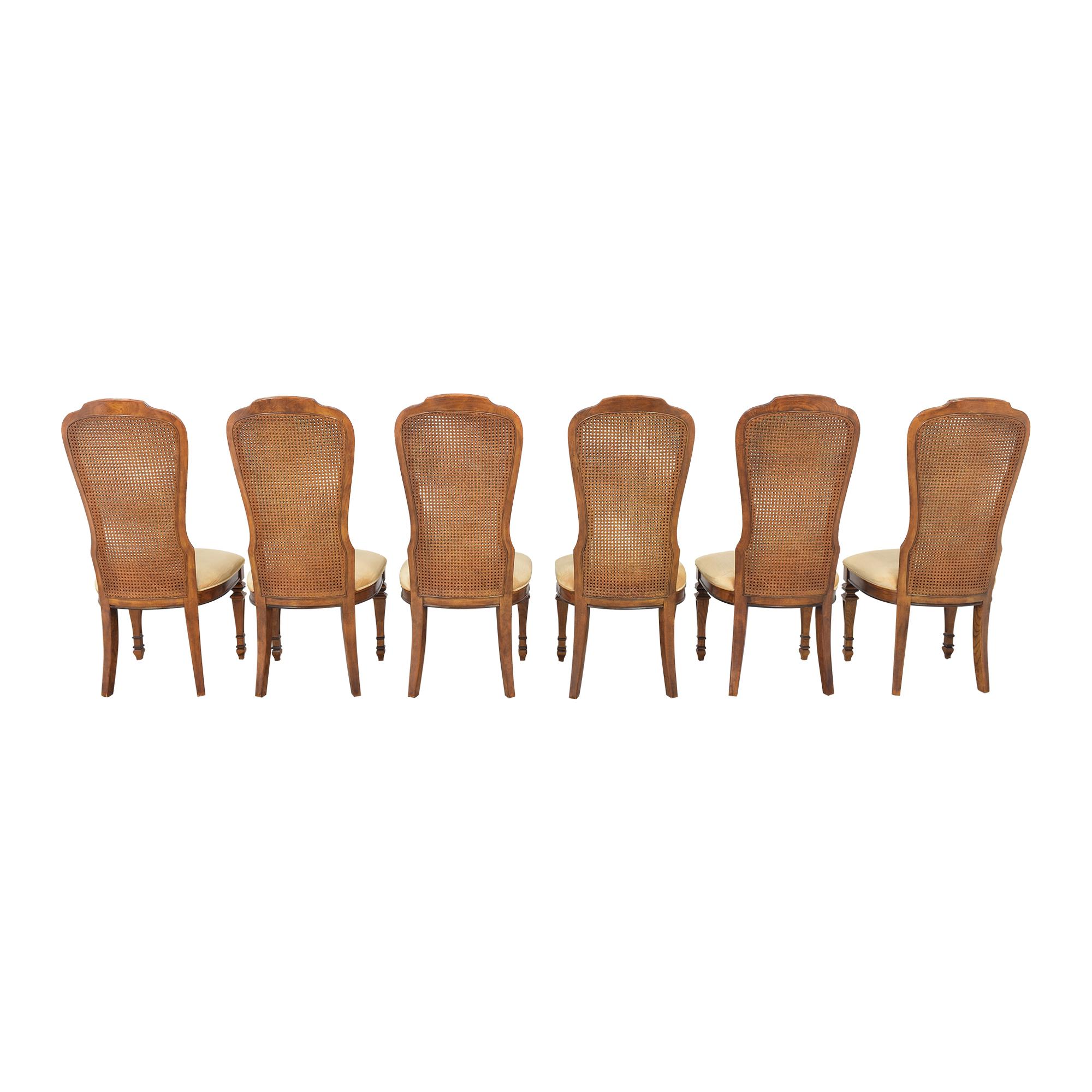 Bernhardt Bernhardt Upholstered Dining Chairs Chairs