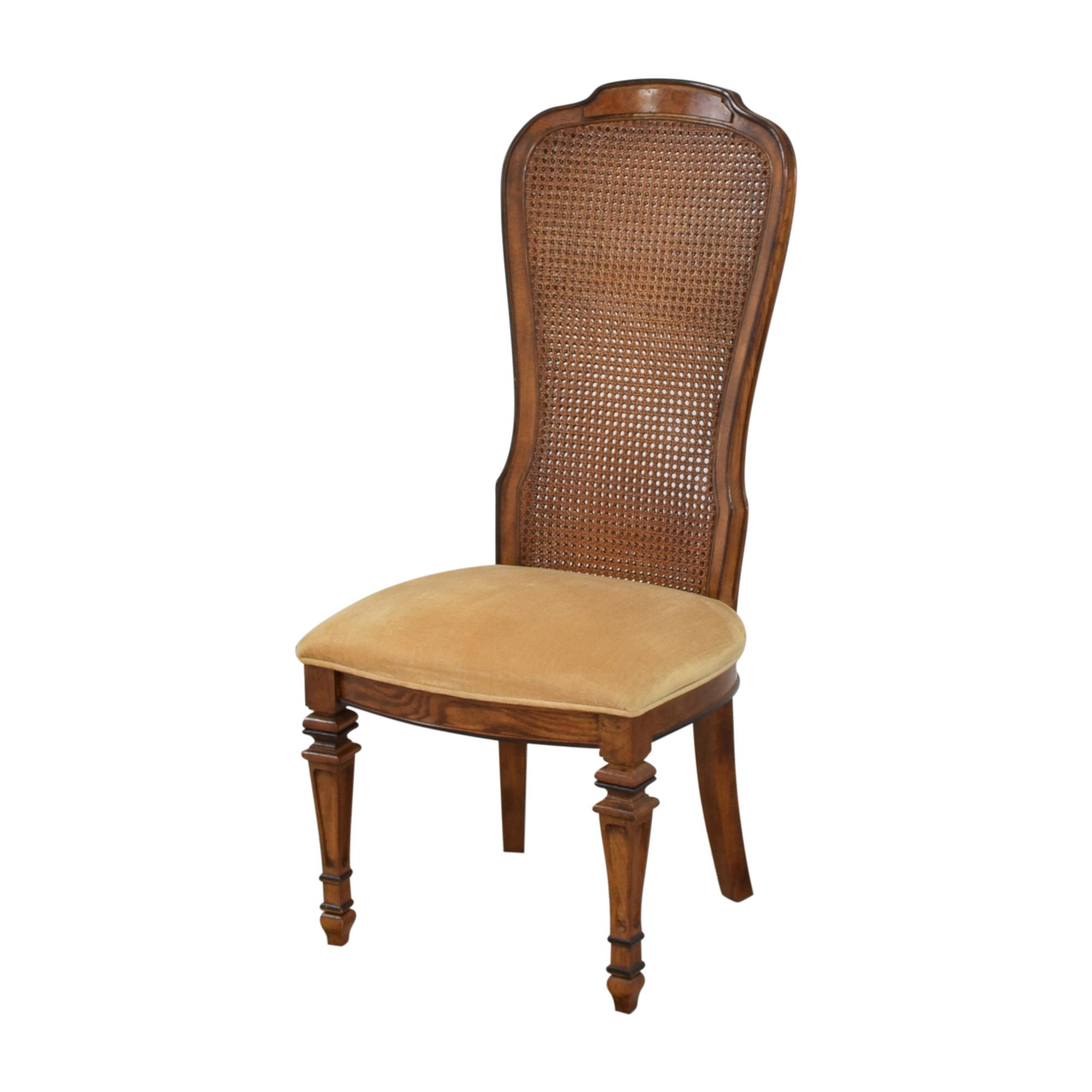 shop Bernhardt Upholstered Dining Chairs Bernhardt