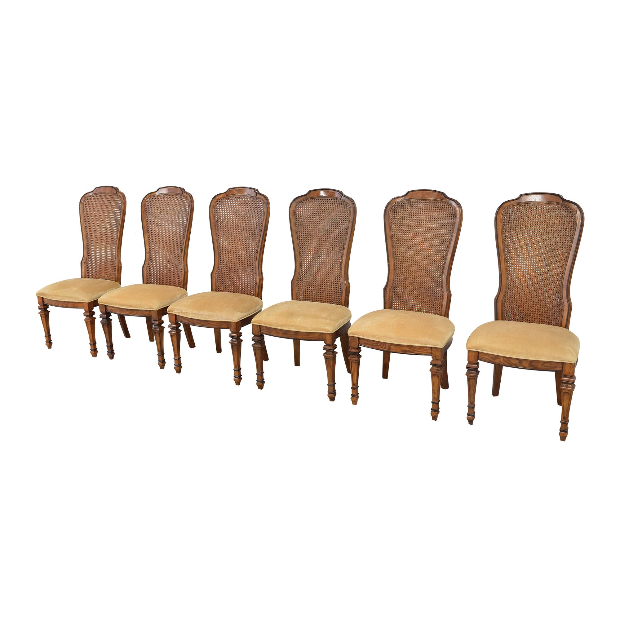 Bernhardt Bernhardt Upholstered Dining Chairs nyc