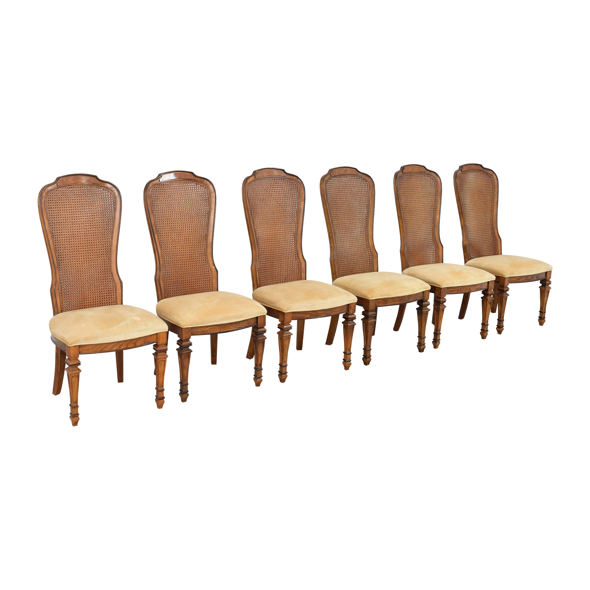 Bernhardt Bernhardt Upholstered Dining Chairs nj