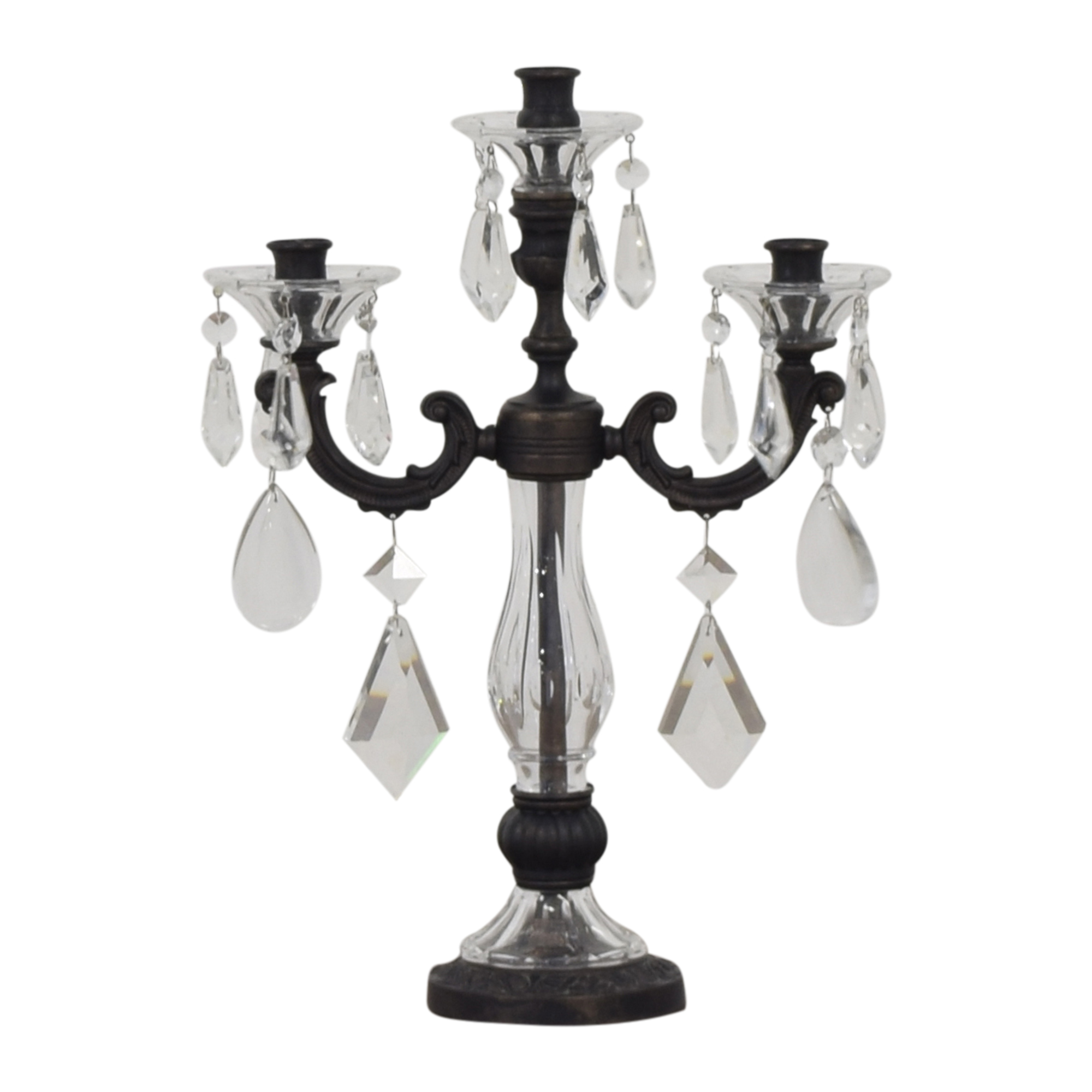 shop Schonbek Candelabra  Decorative Accents