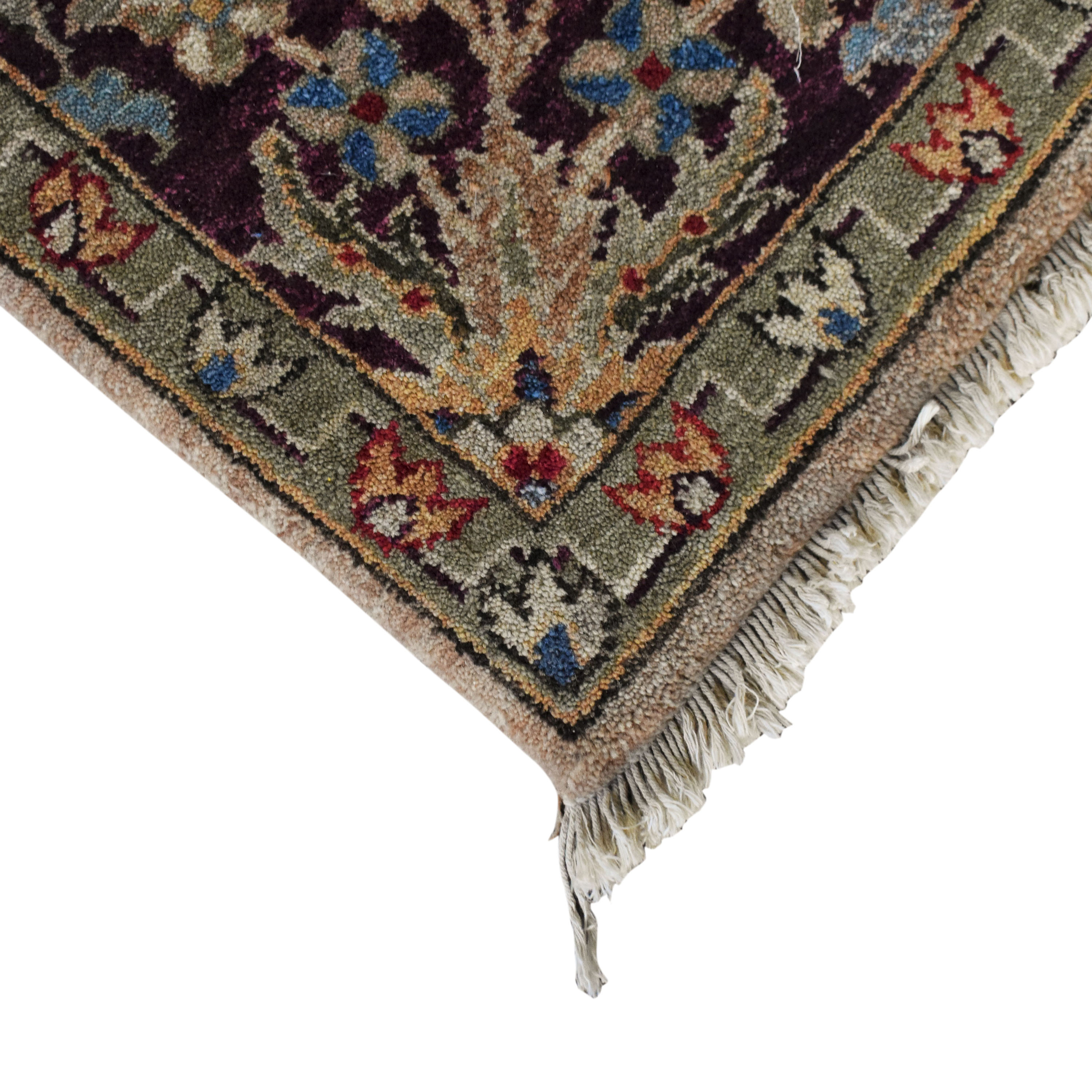 Bordered Style Area Rug discount